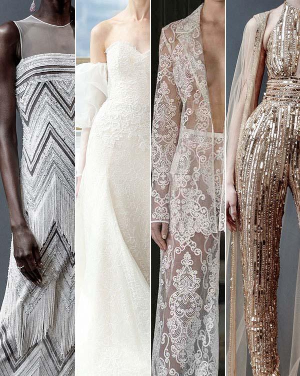 Bridal Fashion Week Trends
