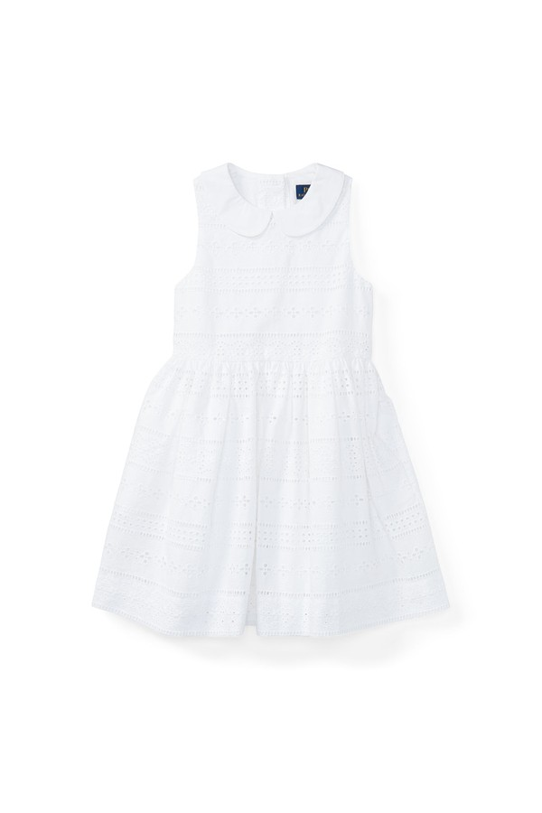 Sleeveless Flower Girl Dress from Ralph Lauren Kids