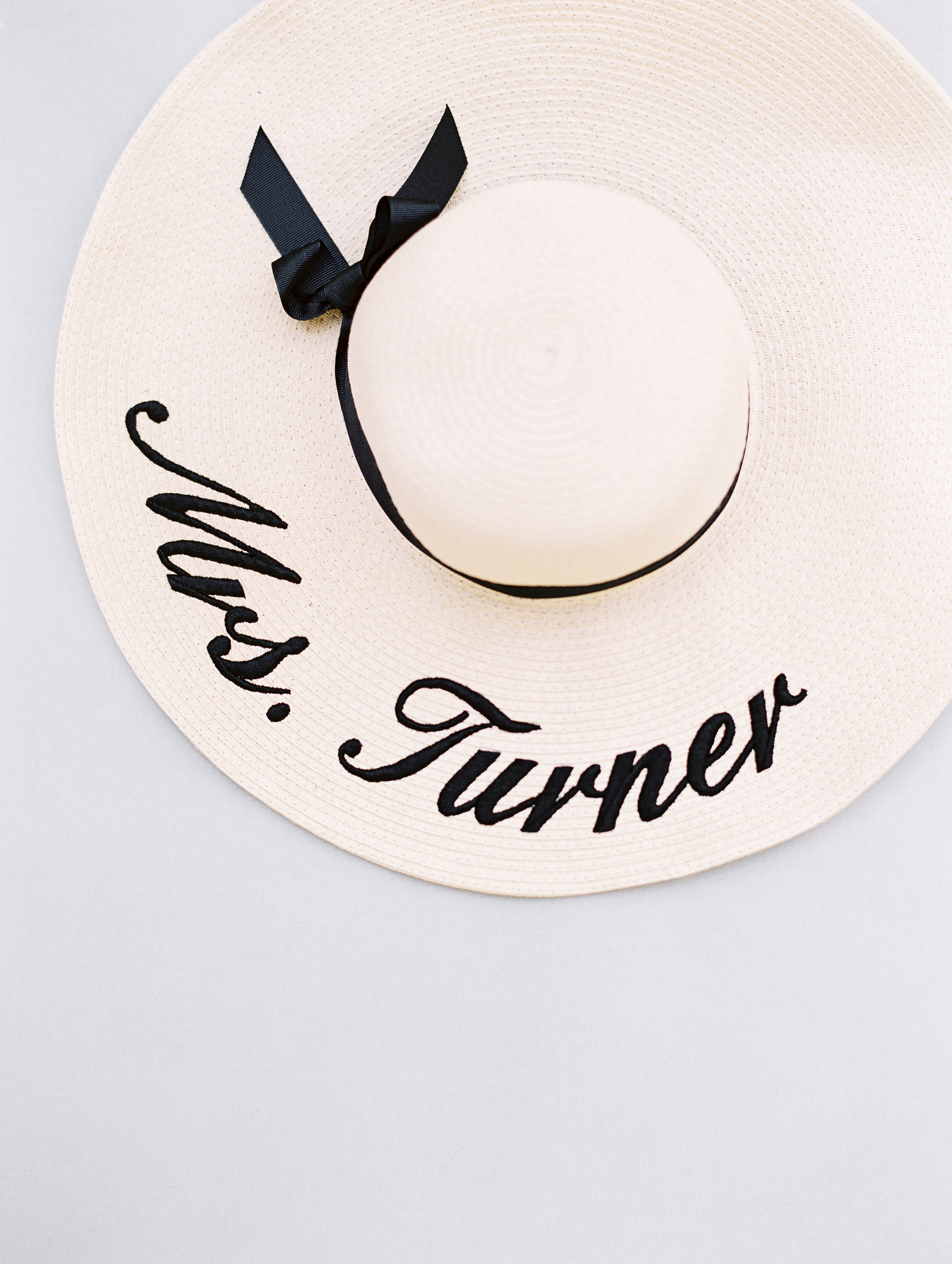 kourtney justin wedding mexico hat mrs. turner