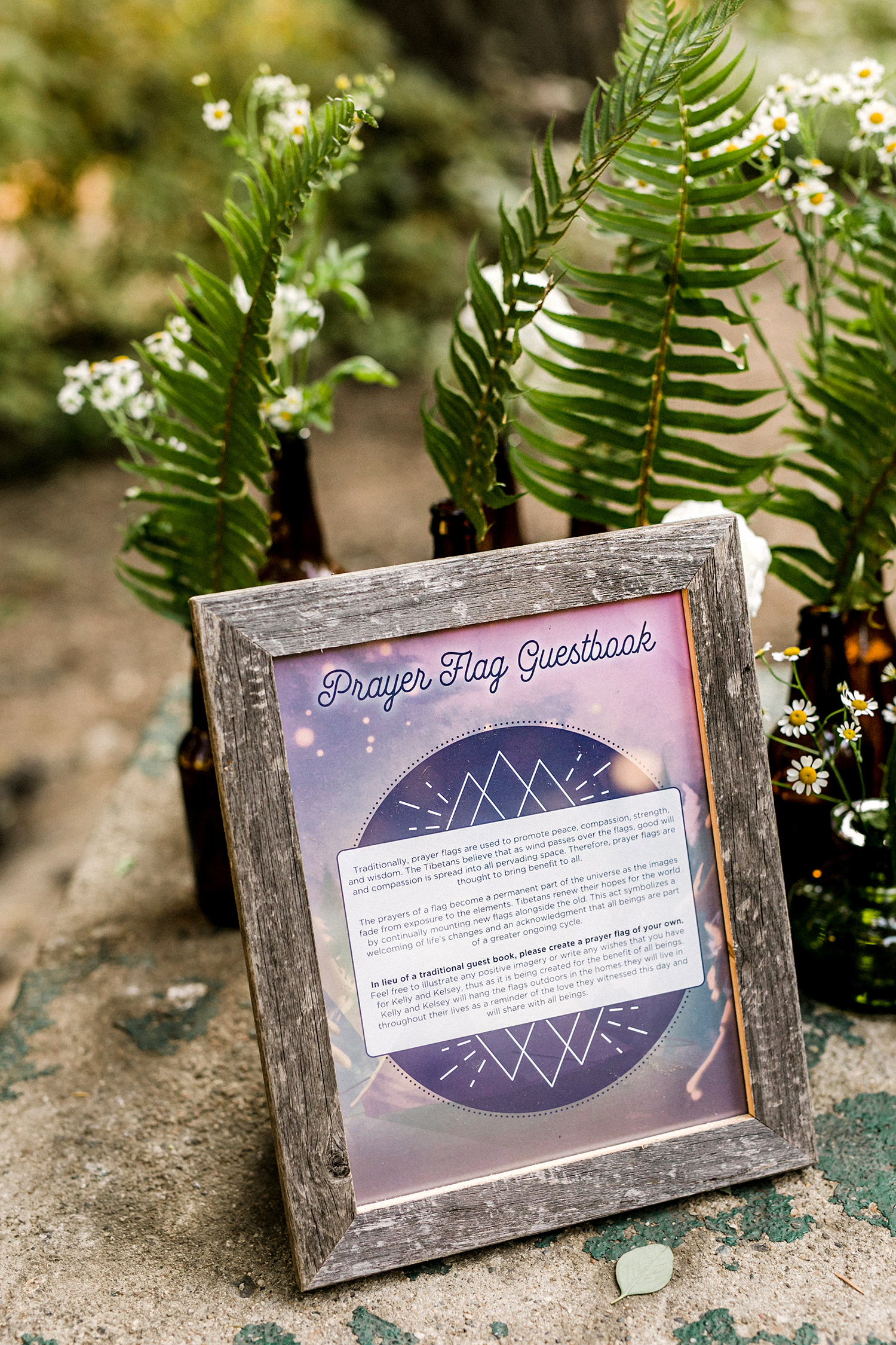 The Prayer Flag Guestbook