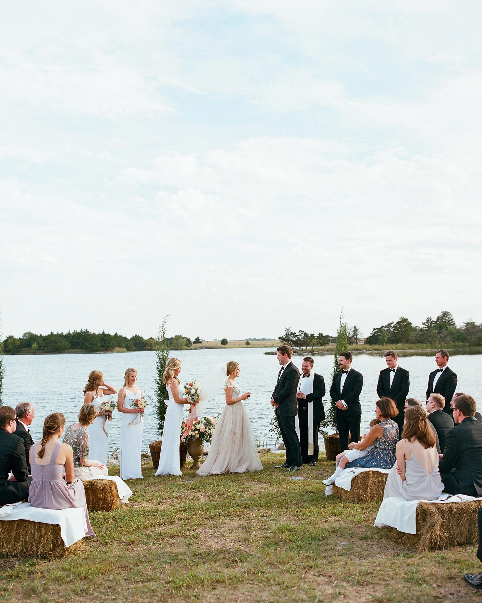 jessika william wedding ceremony