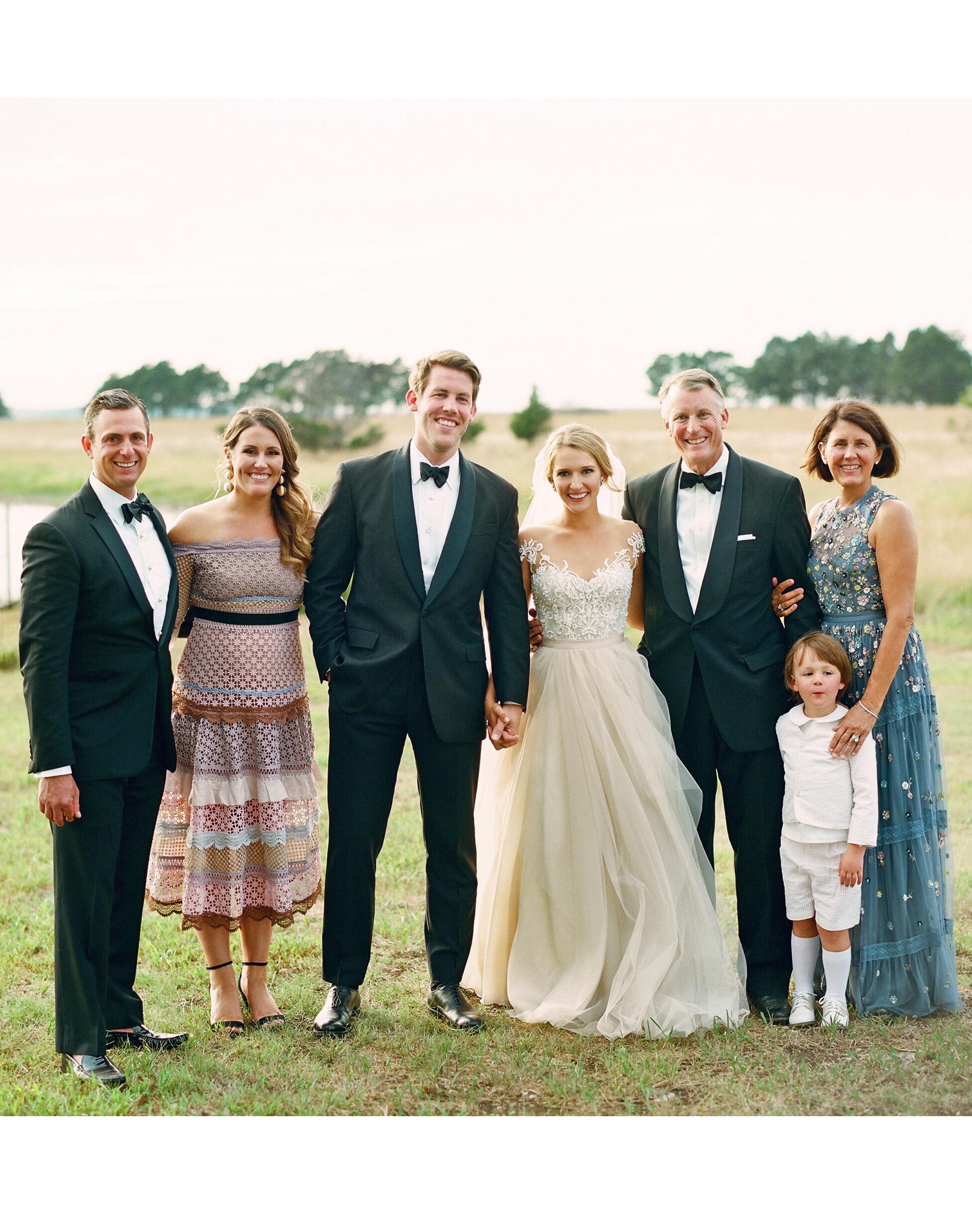 jessika william wedding family
