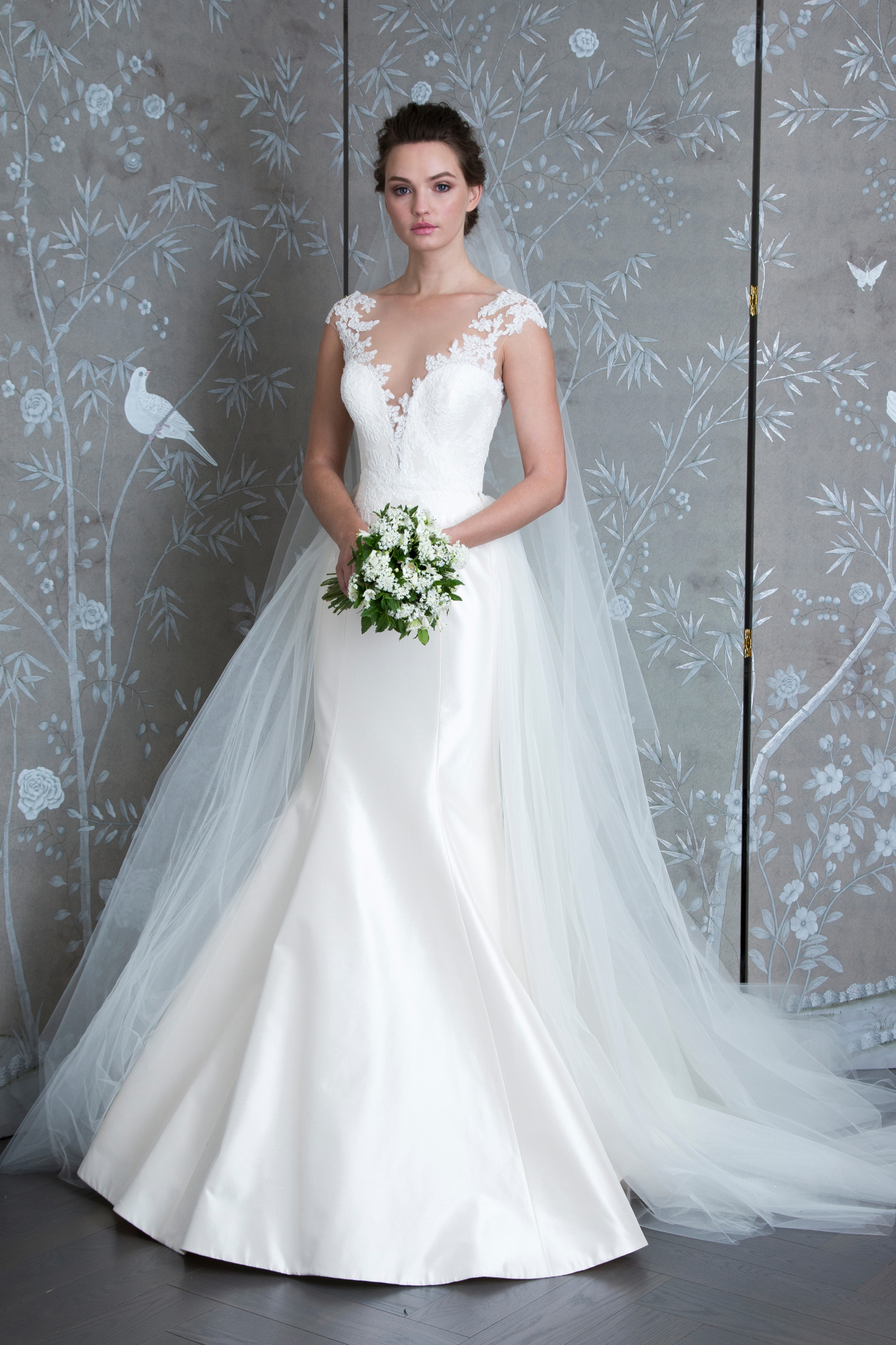 "legends romona keveza ""L9128"" wedding dress spring 2019"