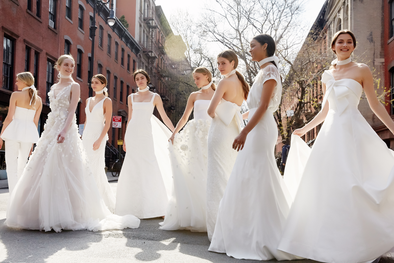 lela rose wedding dress spring 2019 all looks