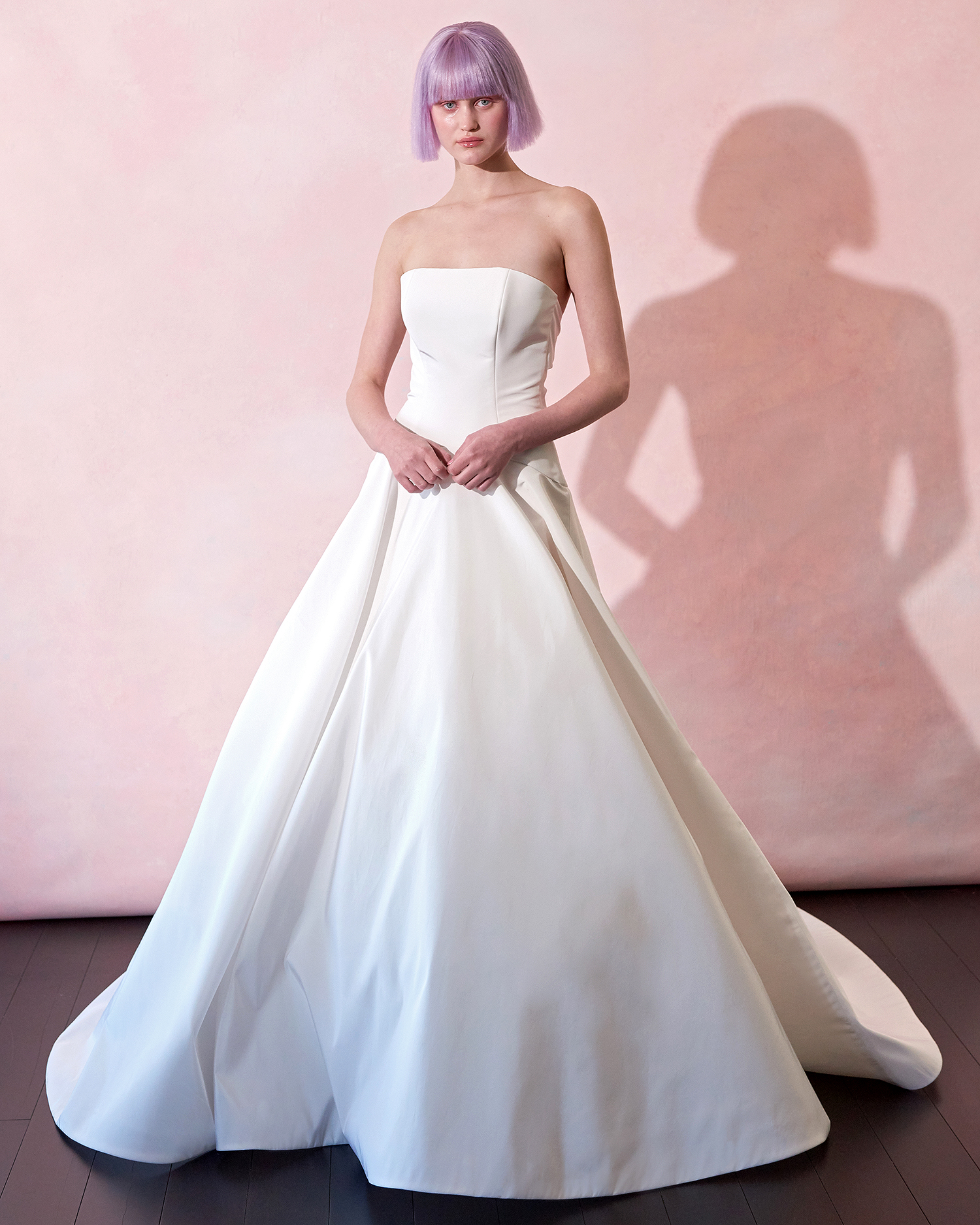 isabelle armstrong wedding dress spring 2019 strapless ball gown