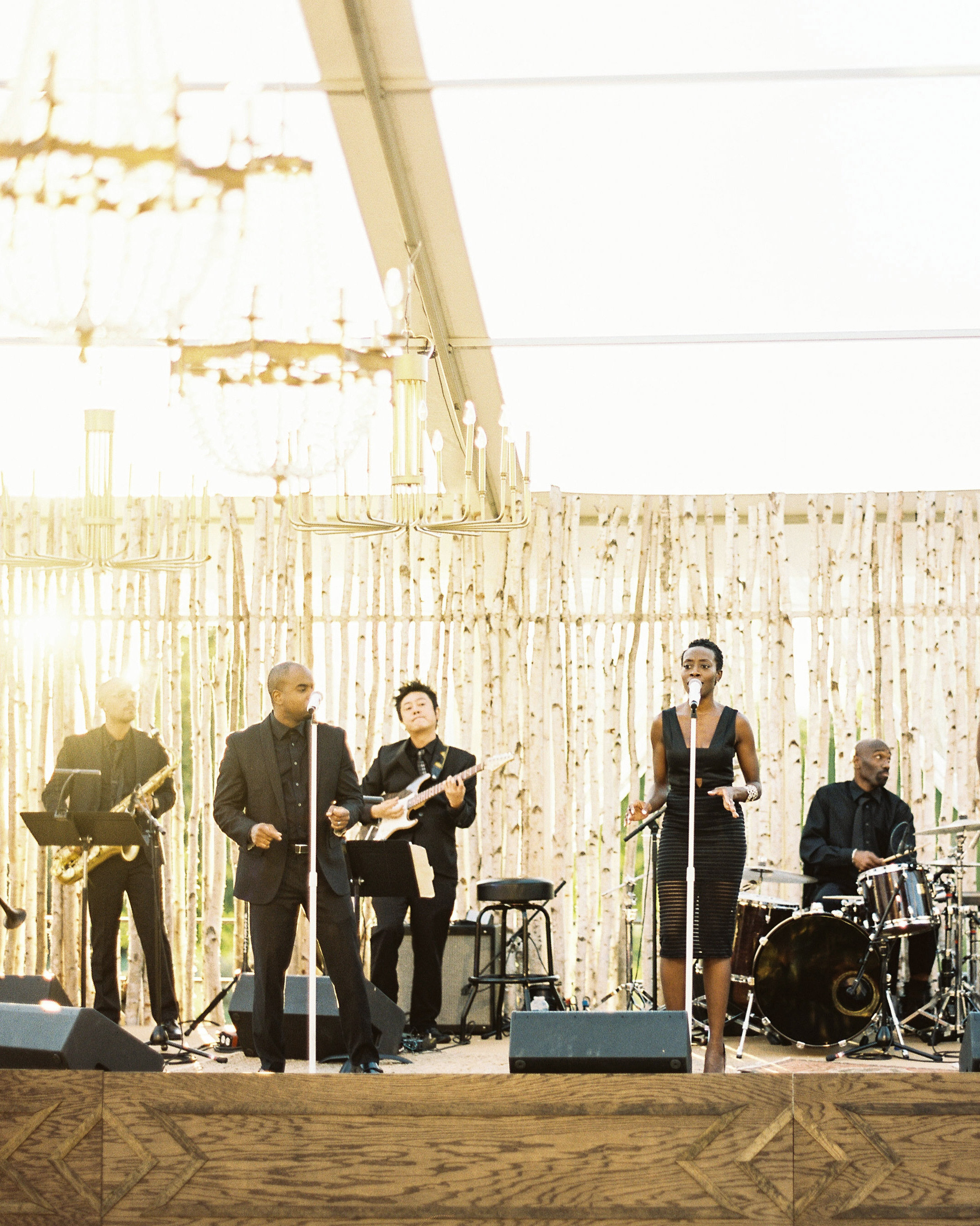 What You Need to Know About Stages for Your Wedding Band