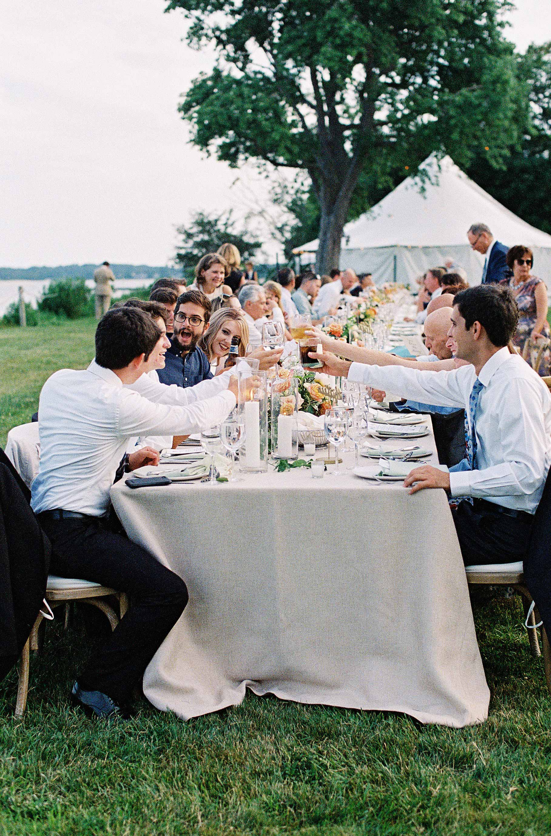 Do You Have to Assign Seats at Your Wedding Reception?