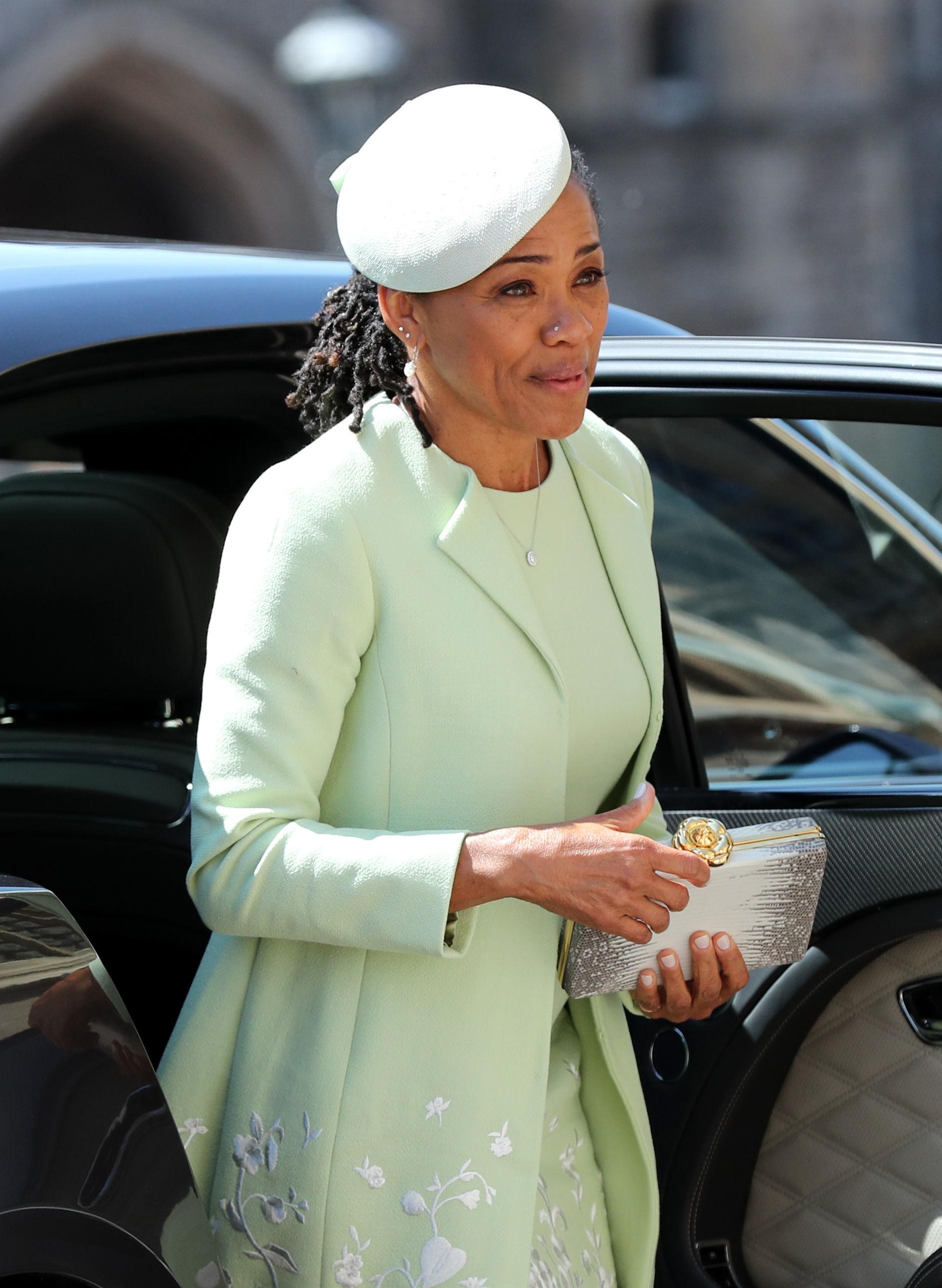 Doria Ragland royal wedding 2018