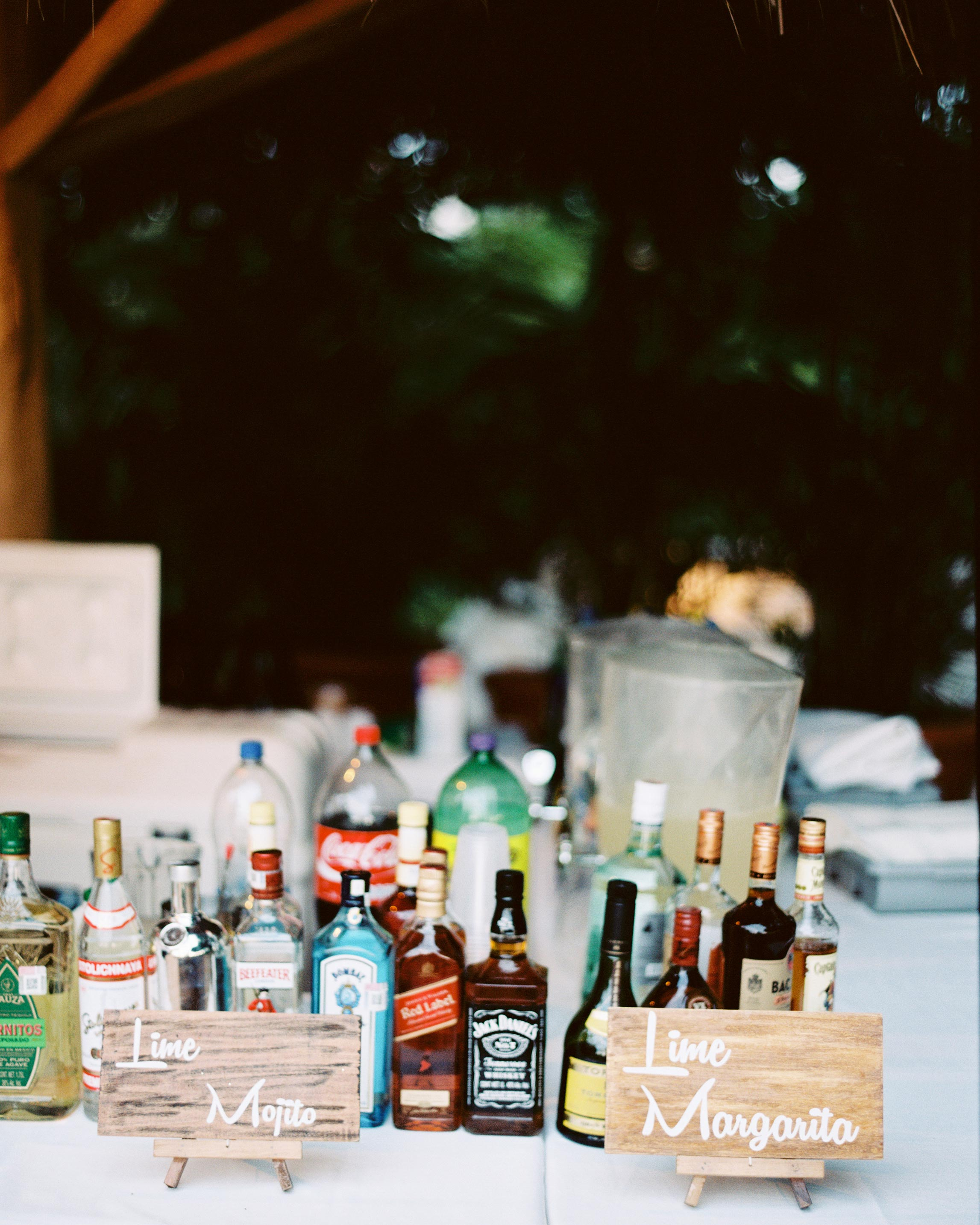 How to Keep the Cost of Your Wedding Reception's Bar in Check