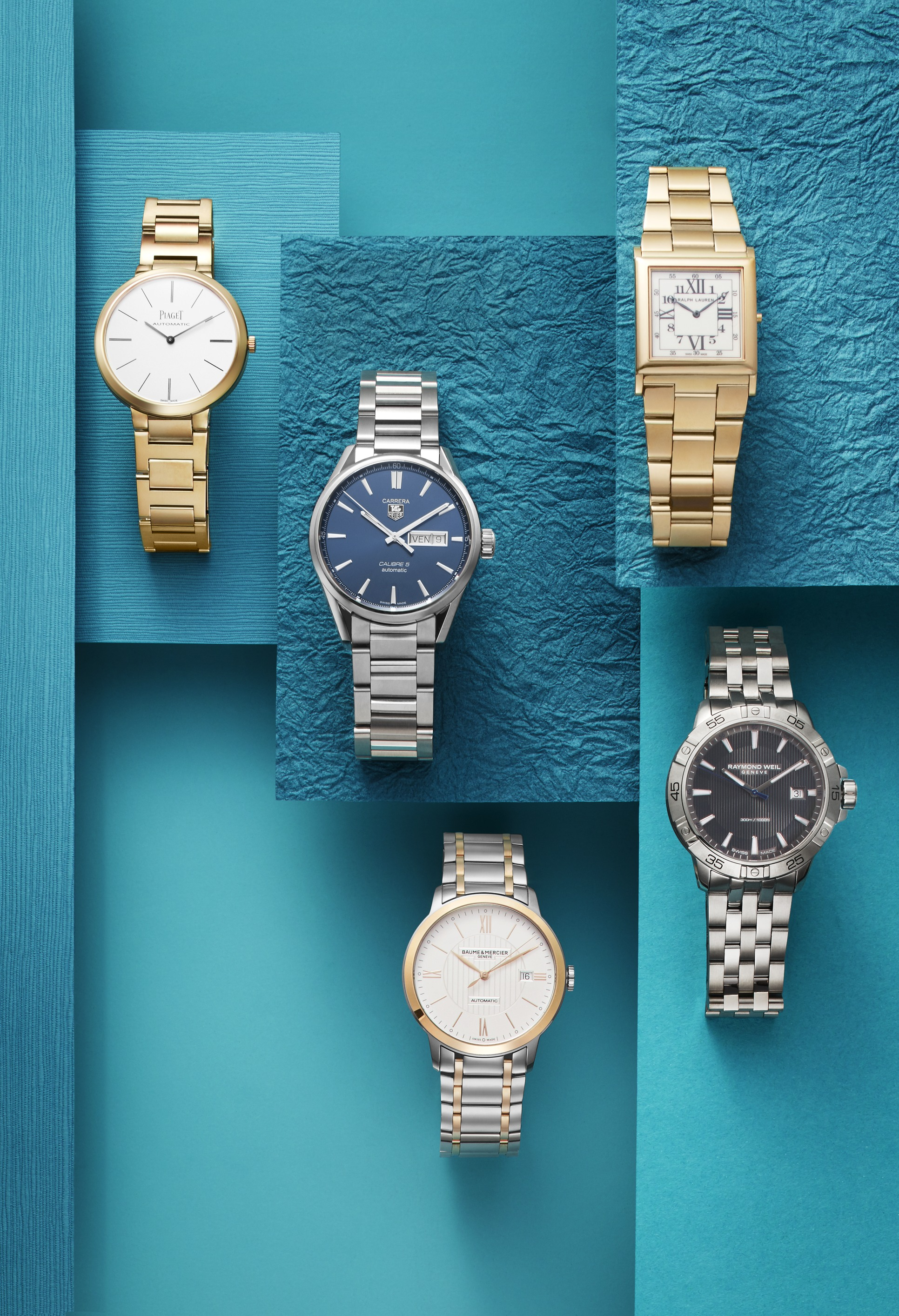 How to Choose the Perfect Watch for Your Groom-to-Be