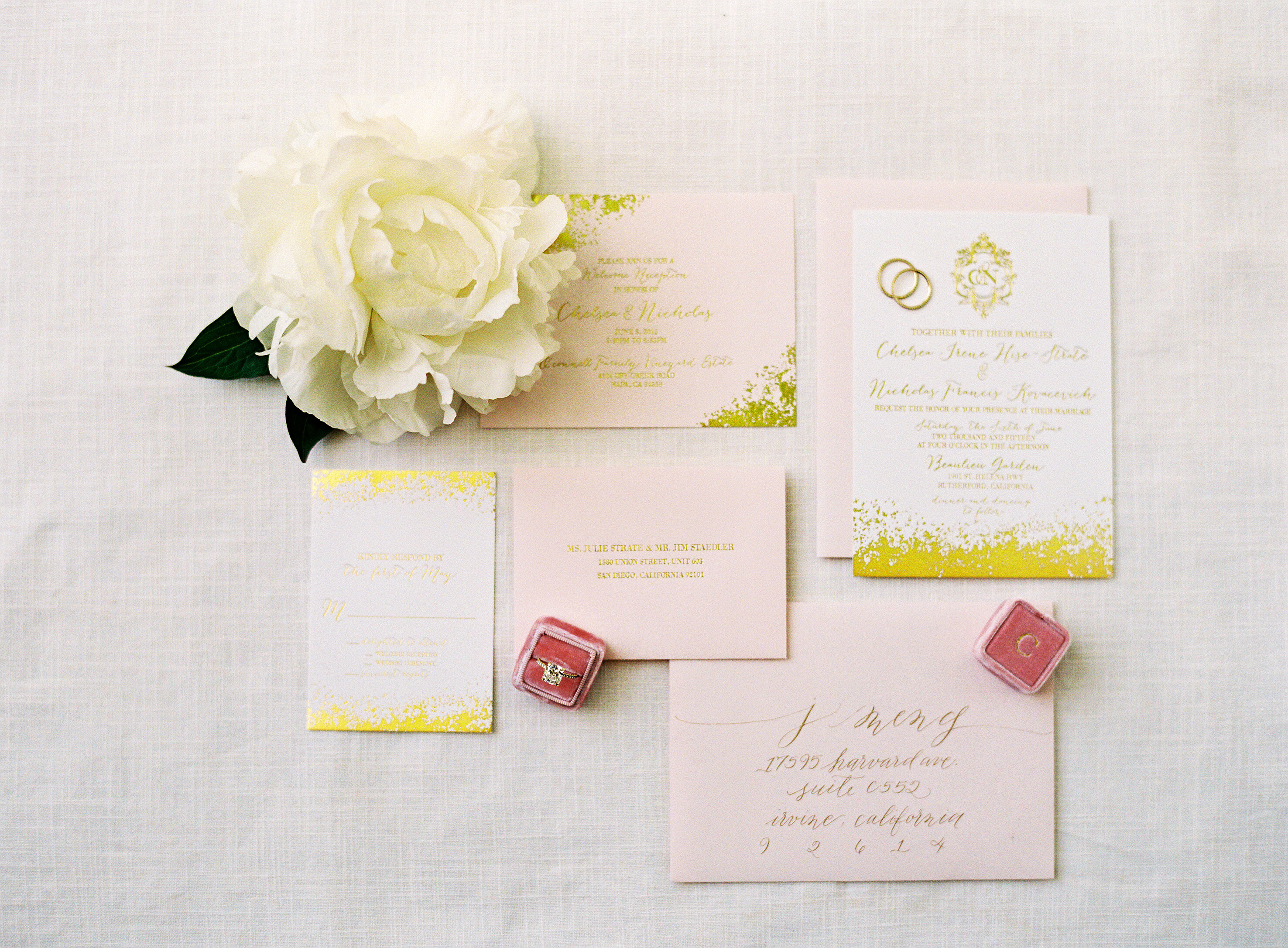 Here's Why Your Wedding Invites Should Always Include a Self-Addressed, Stamped RSVP Card