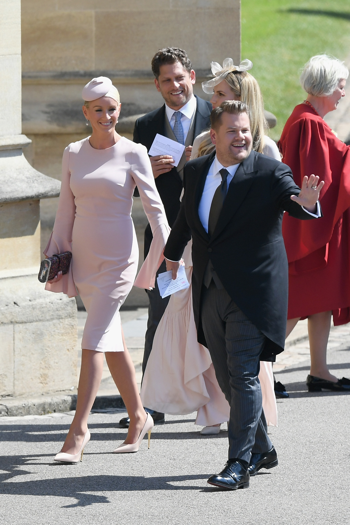 Royal Wedding 2018 Guests.Royal Wedding 2018 The Famous Guests Martha Stewart Weddings