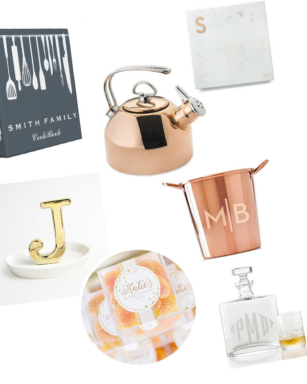 15 Personalized Engagement Party Gifts for Your Favorite Couple