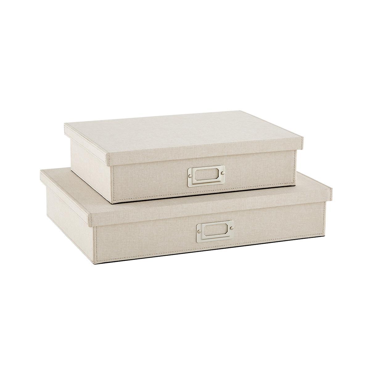 Linen Wedding Anniversary Gifts, Linen Napkins Box