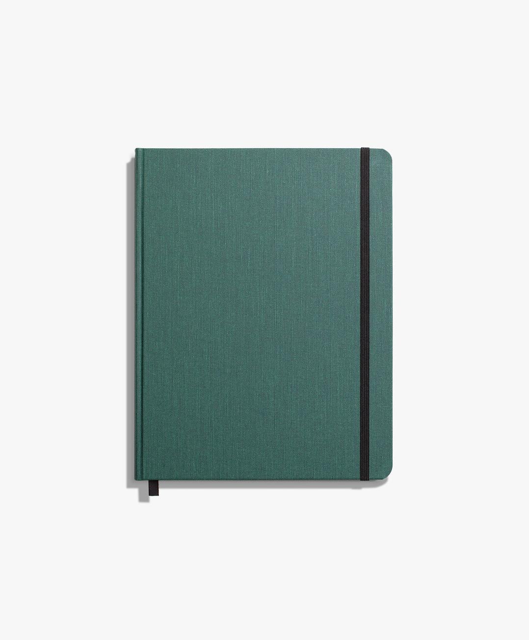 Linen Wedding Anniversary Gifts, Notebook