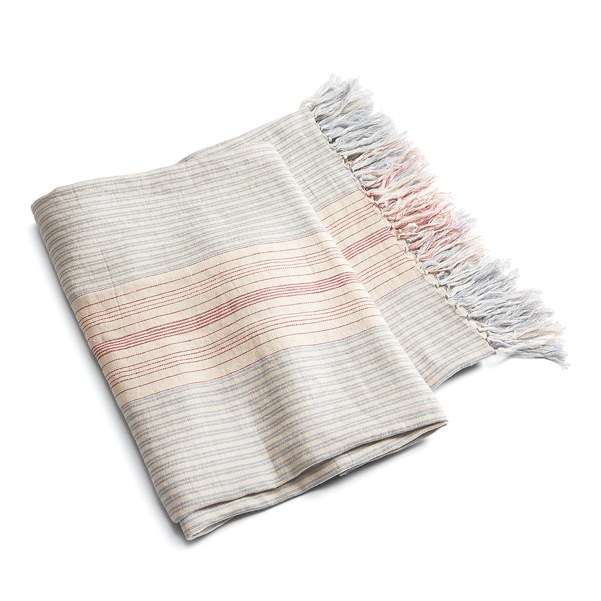 Linen Wedding Anniversary Gifts, Throw Blanket