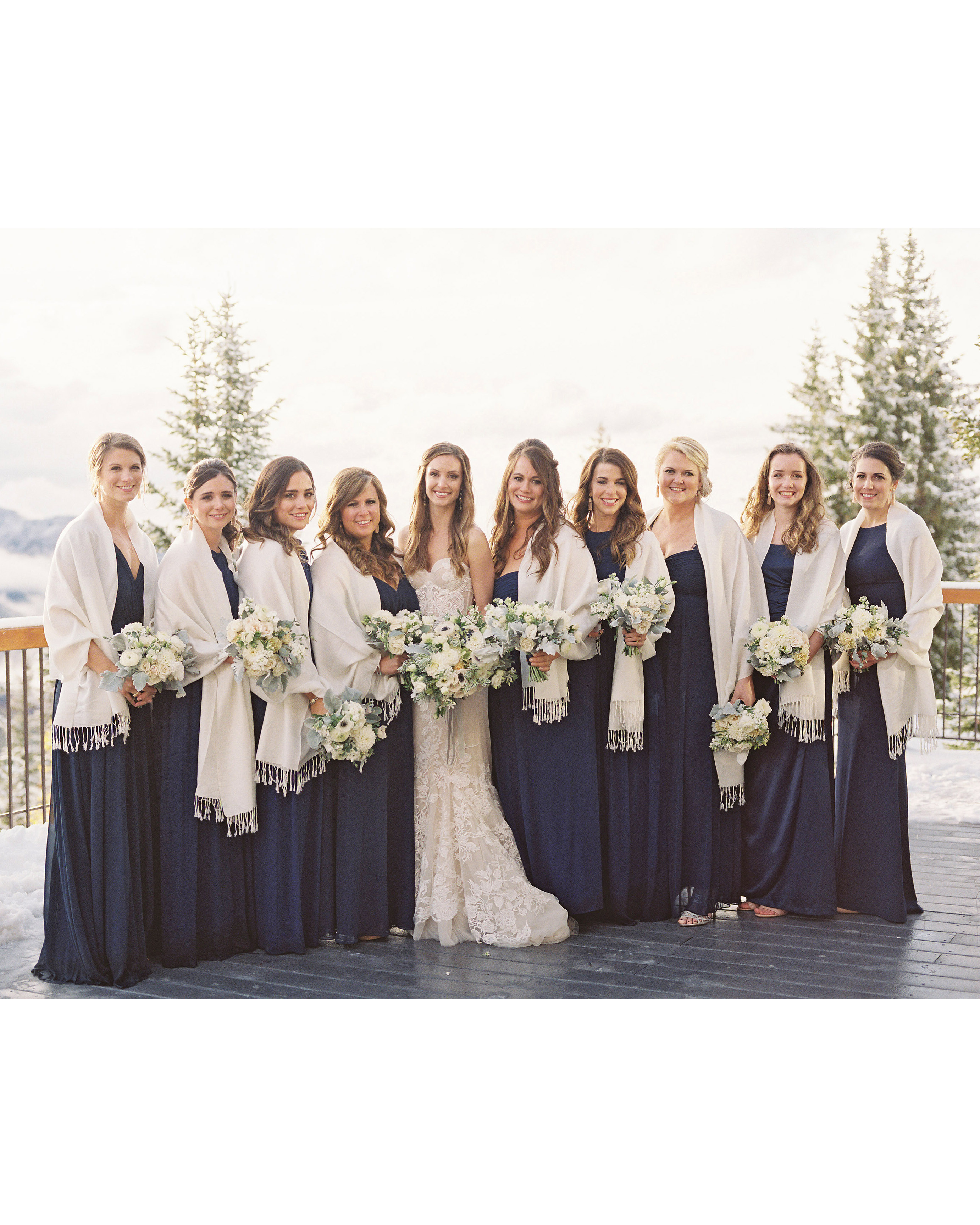 taylor cameron wedding bridesmaids