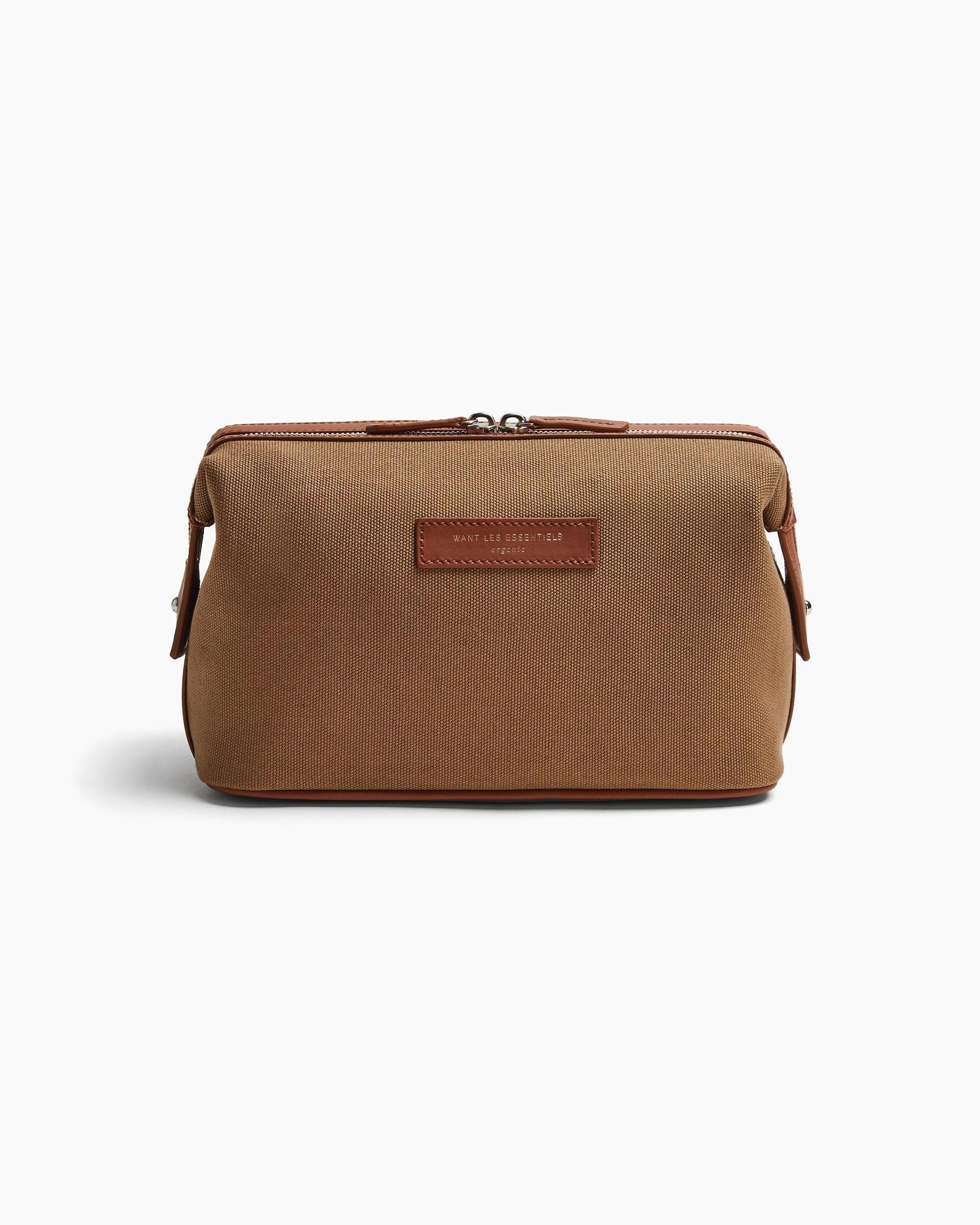 cotton anniversary dopp kit bag