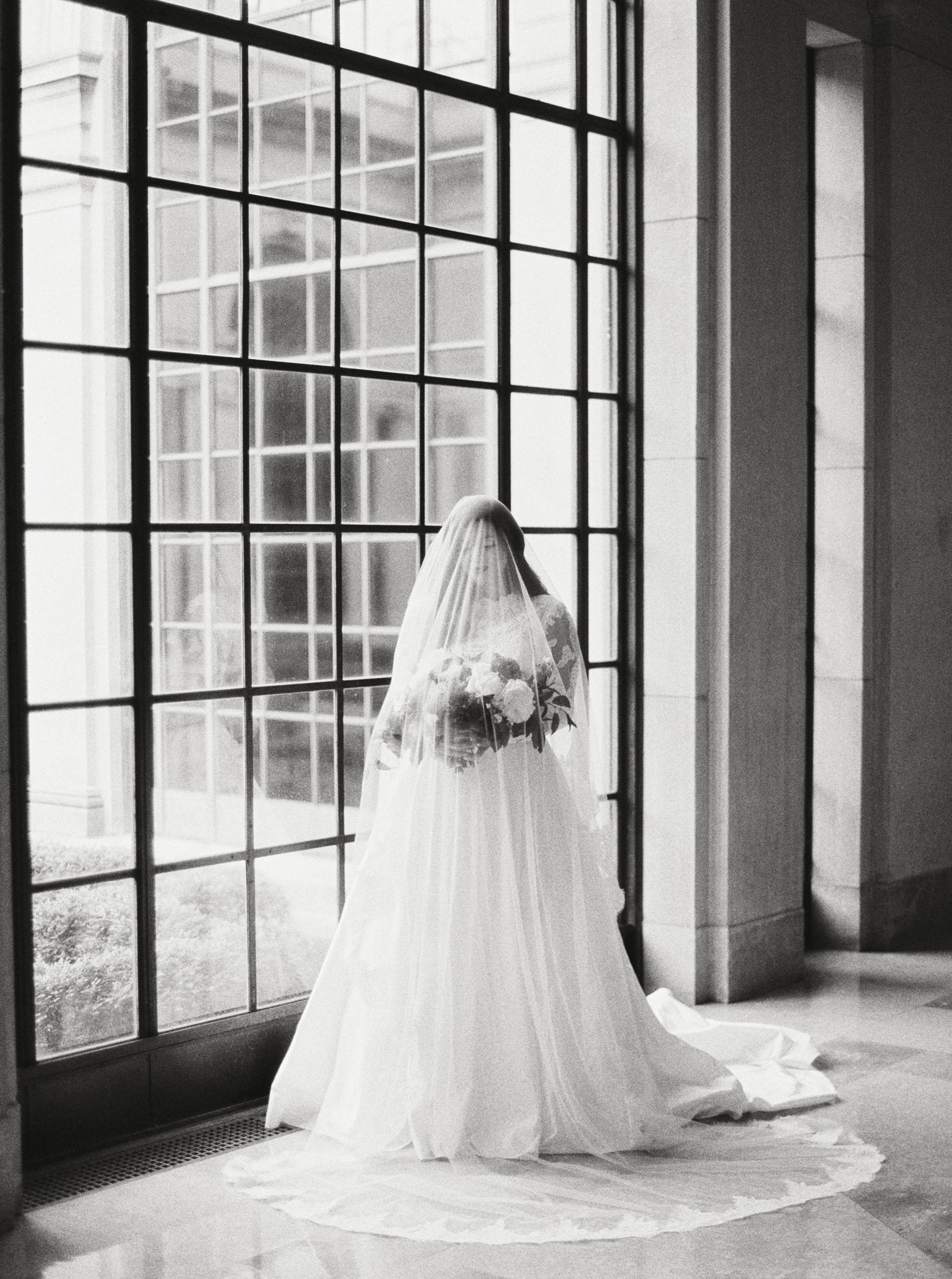 daniela emmanuel wedding maryland bride