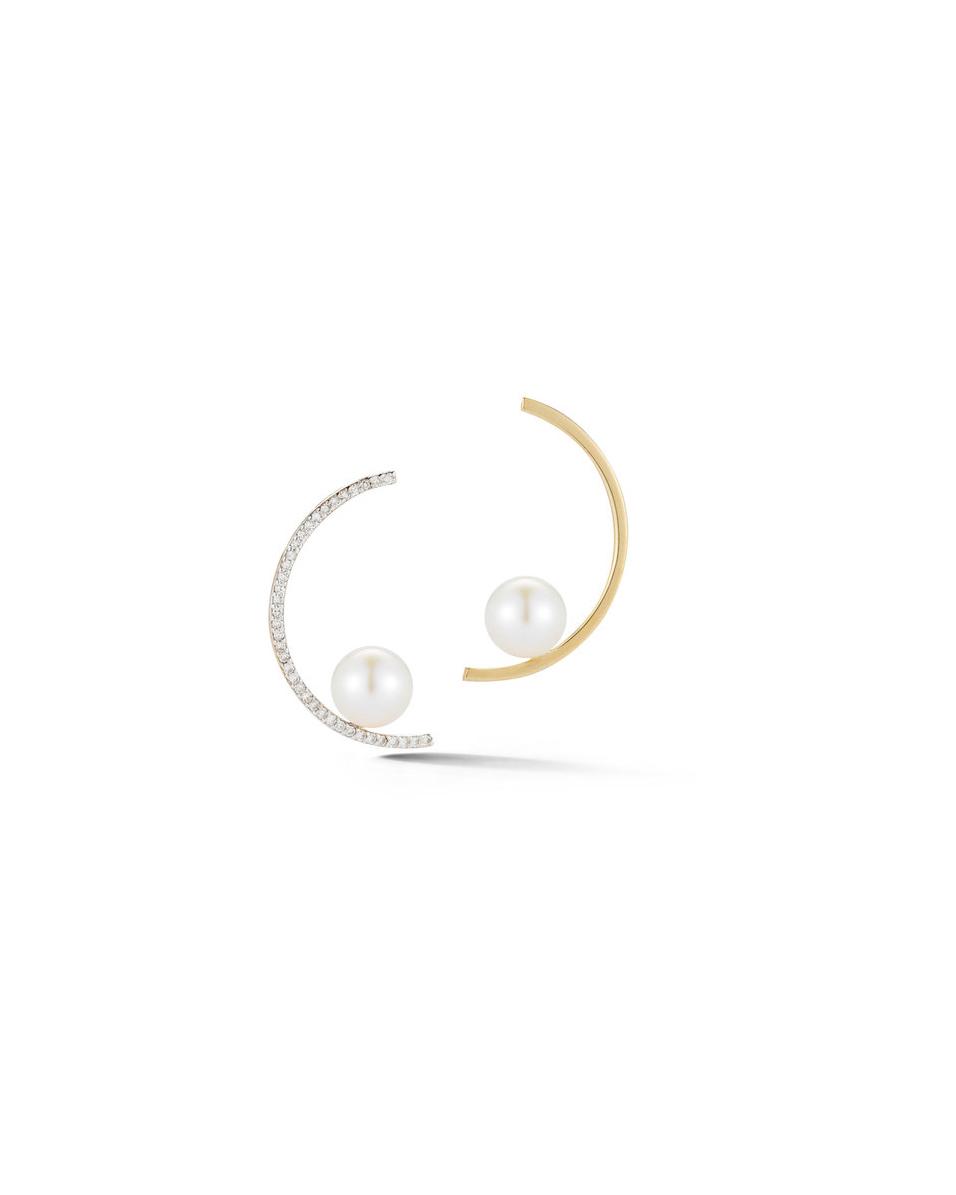 pearl wedding earrings mateo new york