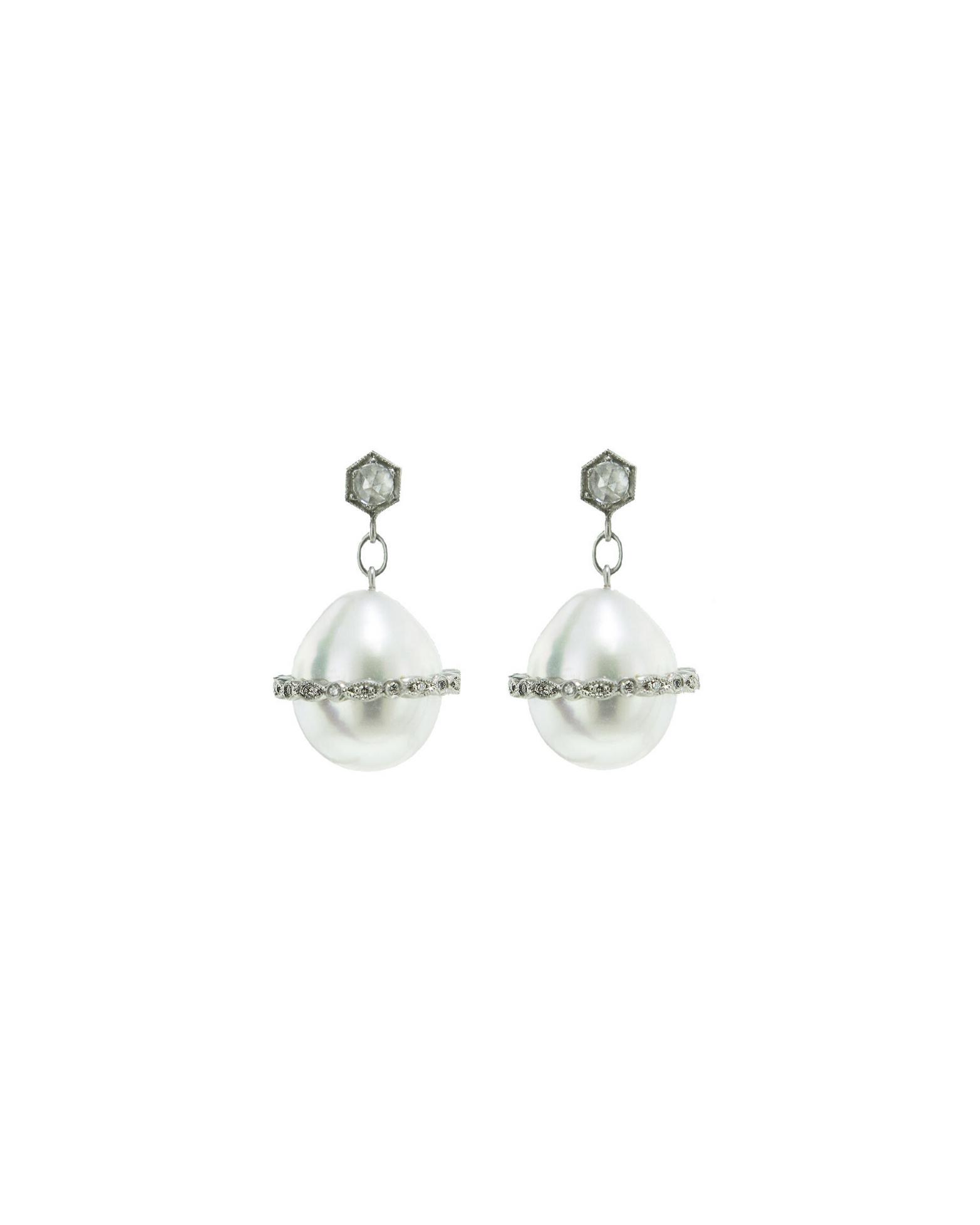 pearl wedding earrings cathy waterman