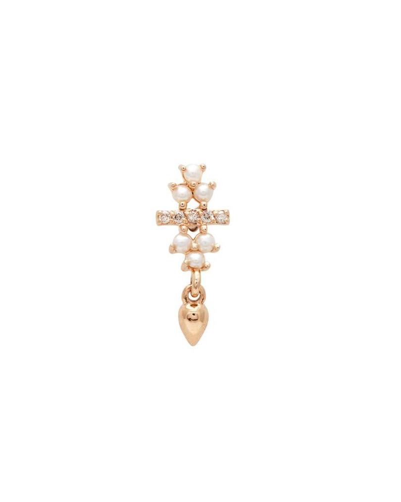 pearl wedding earrings anna sheffield