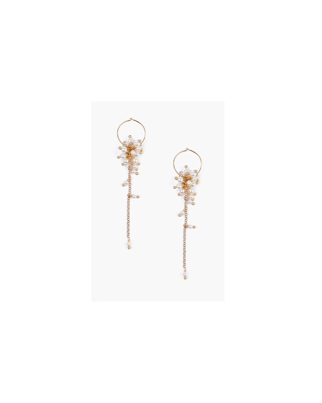 pearl wedding earrings chan luu