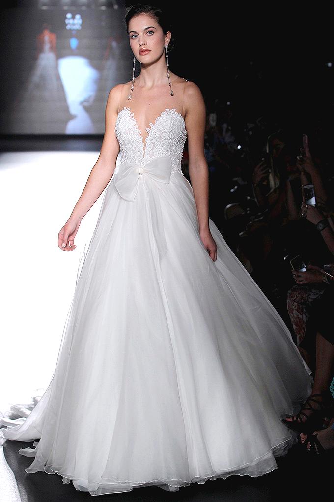 rosa clara dress spring 2019 strapless sweetheart ball gown