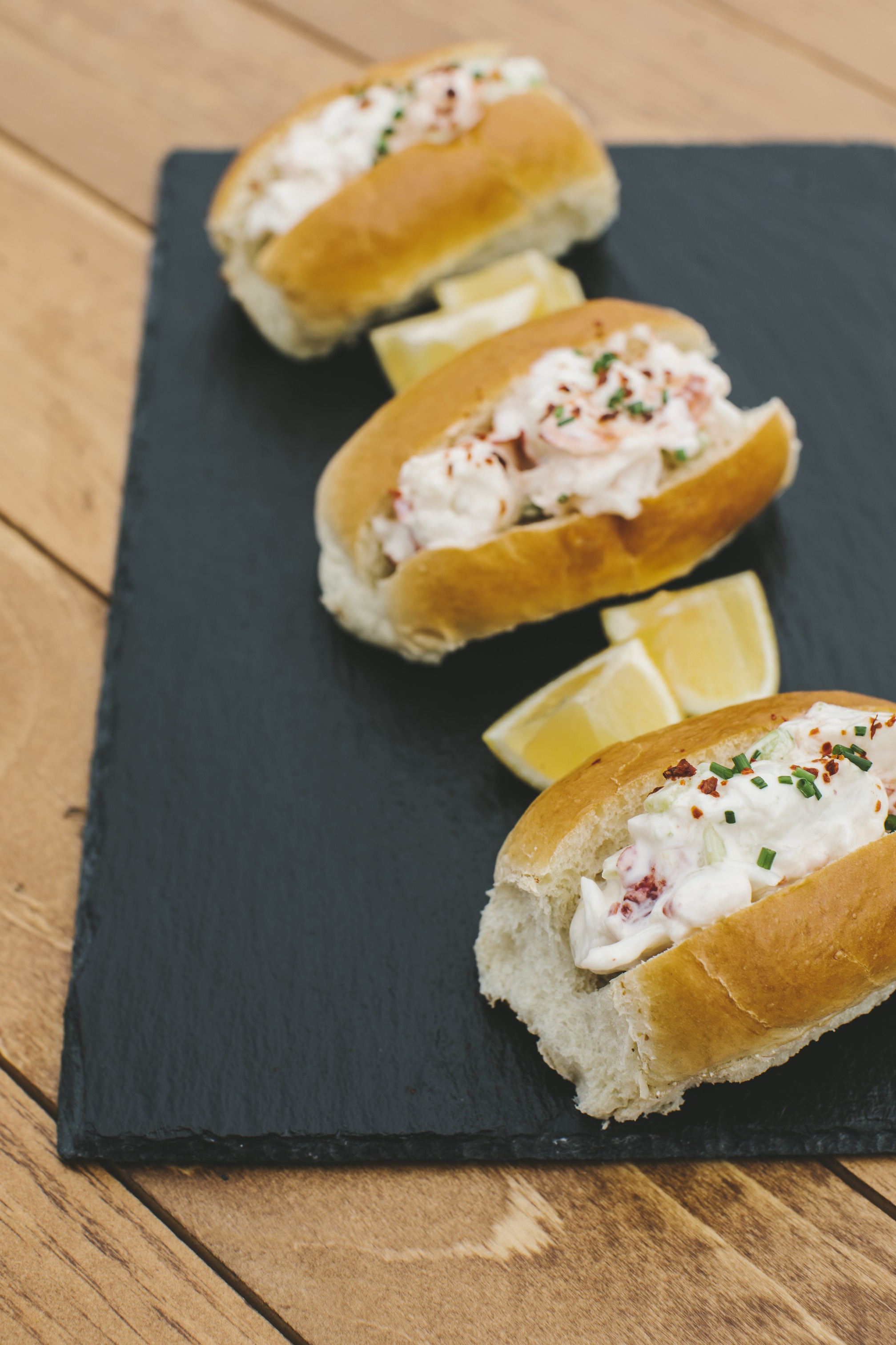 laura john wedding massachusetts lobster roll
