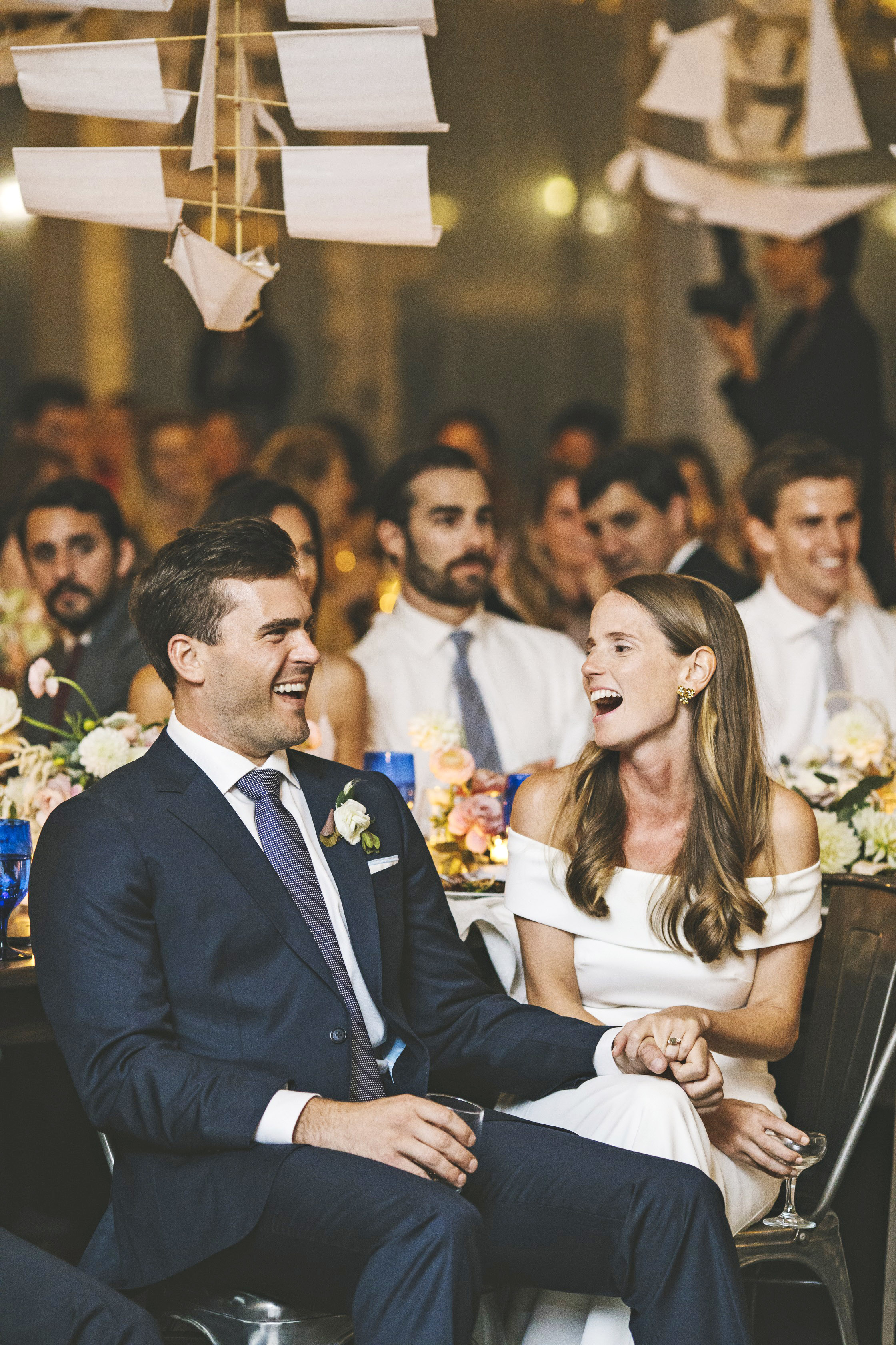 laura john wedding massachusetts toasts