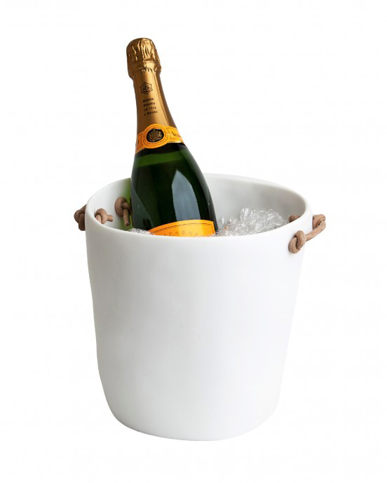 leather anniversary gifts jung lee champagne bucket