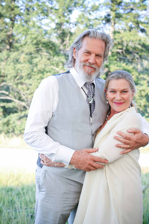 wedding parents jeff bridges susan geston