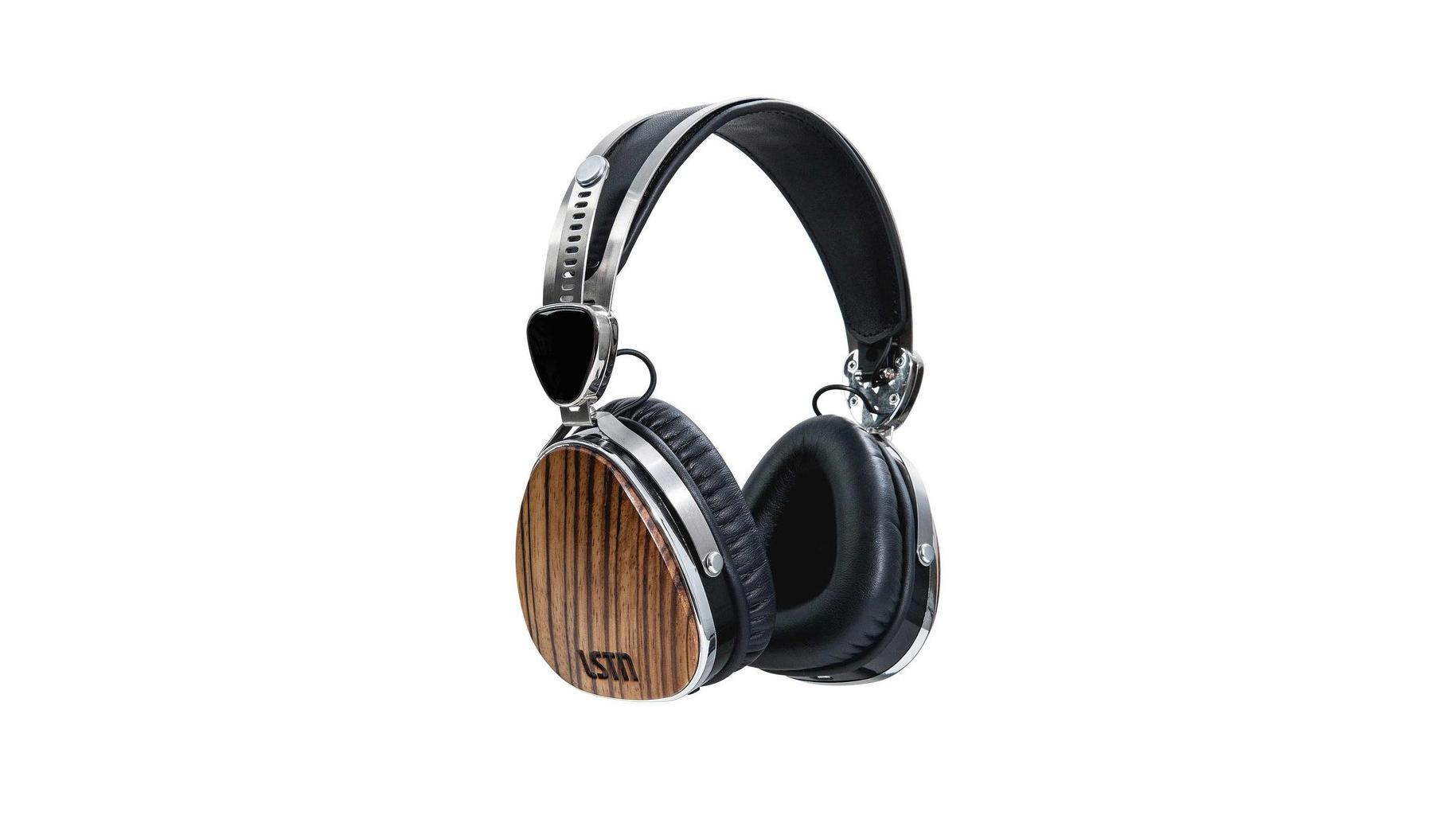 wood anniversary gift headphones