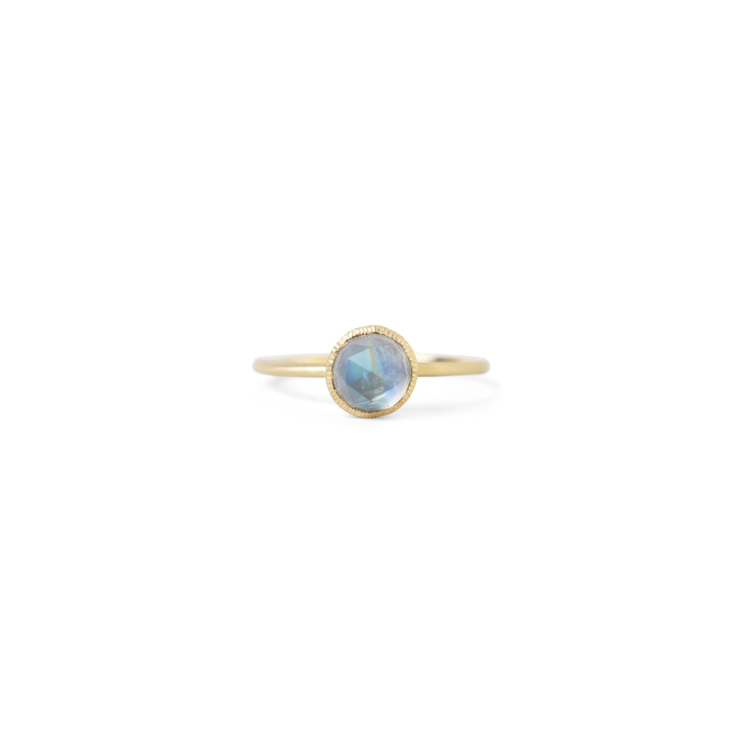 Moonstone Engagement Ring, Satomi Kawakita