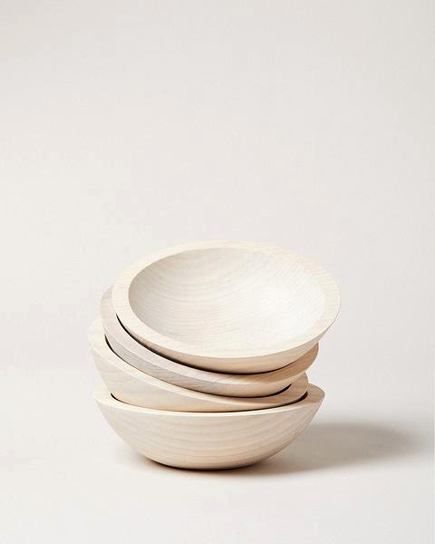 wood anniversary gift wooden bowls
