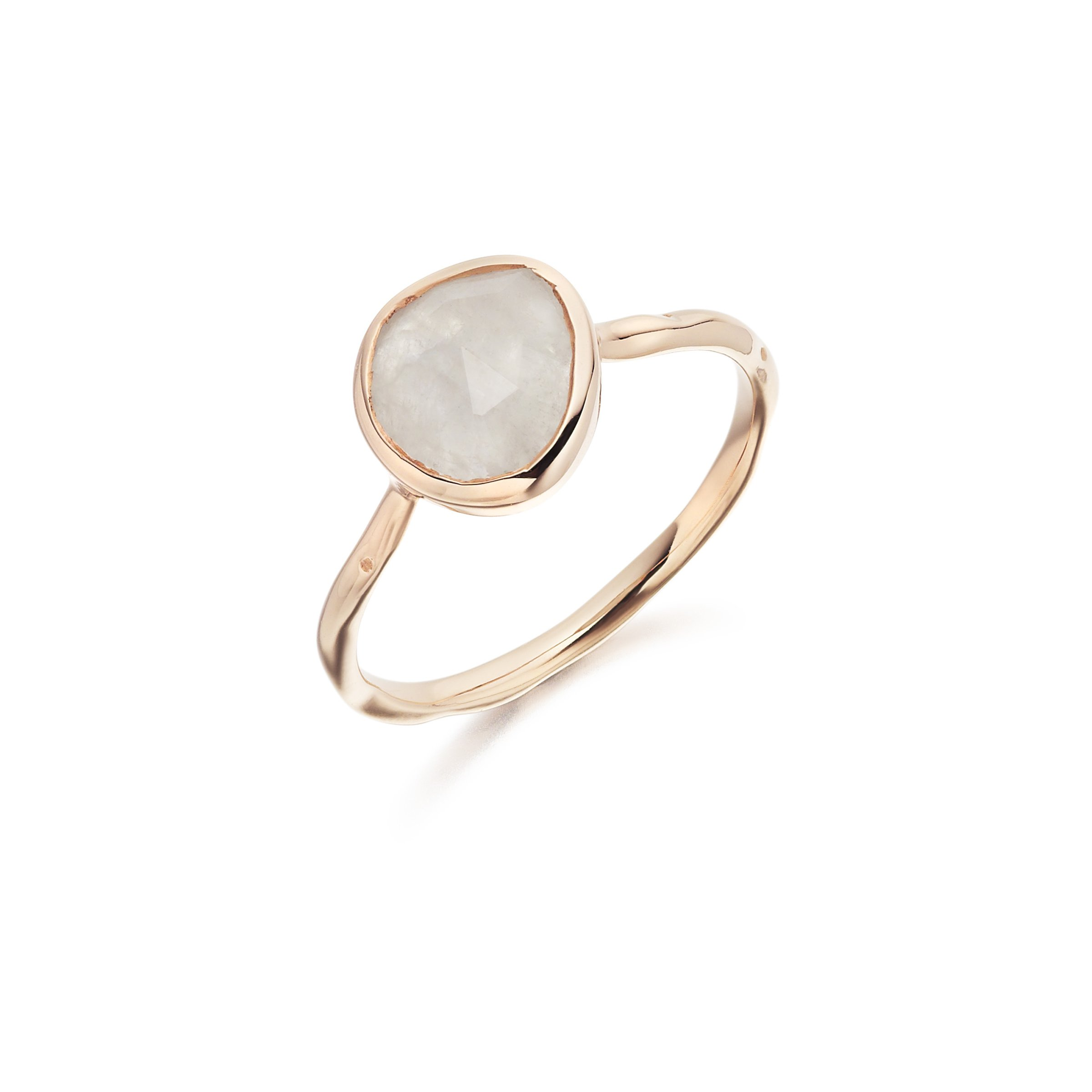 Moonstone Engagement Ring, Monica Vinader