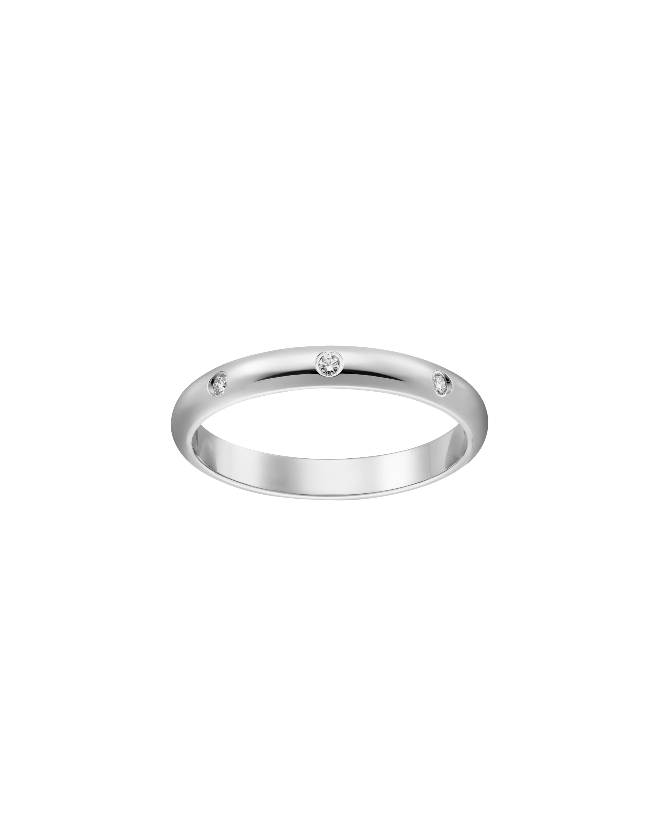 platinum anniversary gifts 1895 wedding band cartier