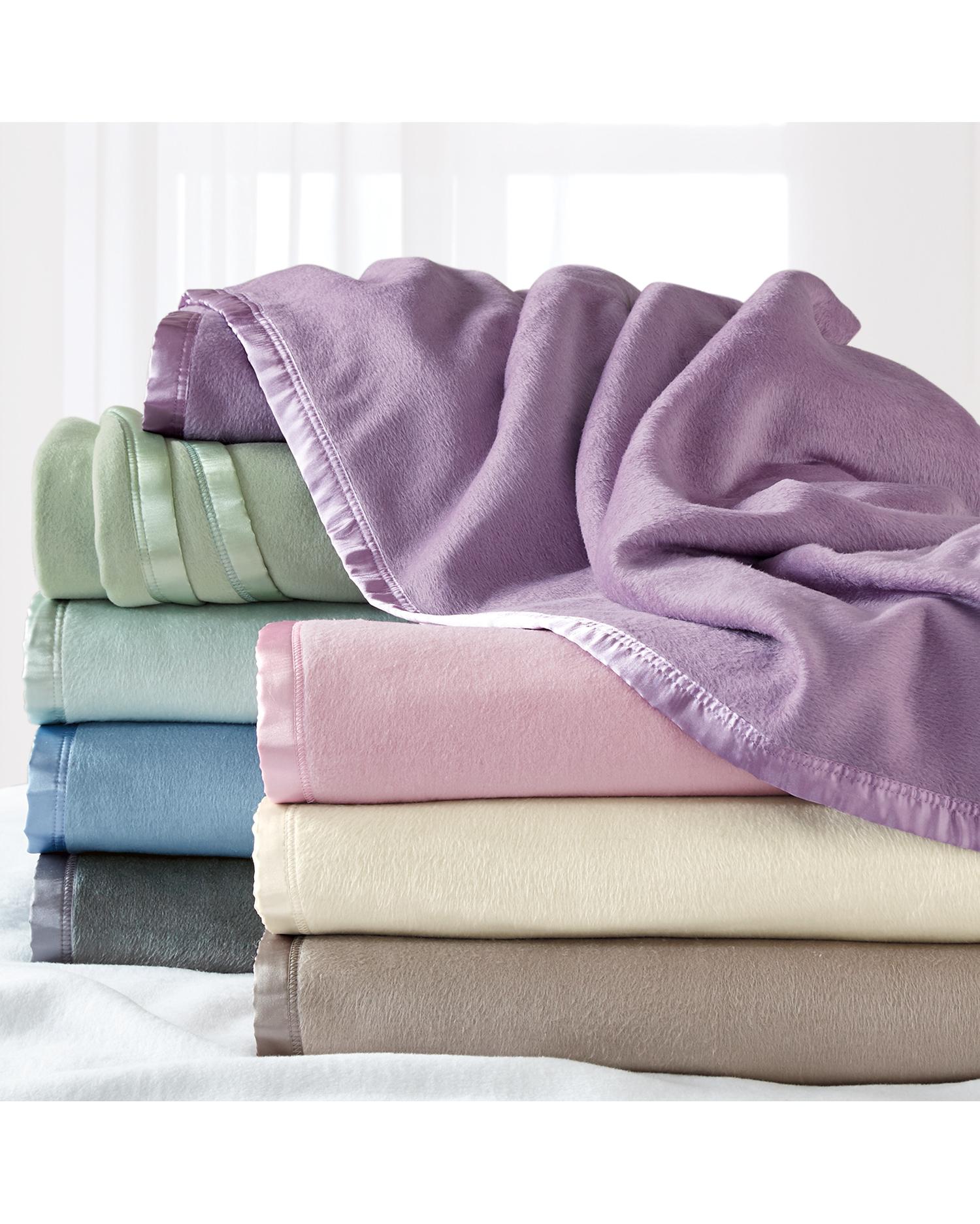 lennox silk blanket