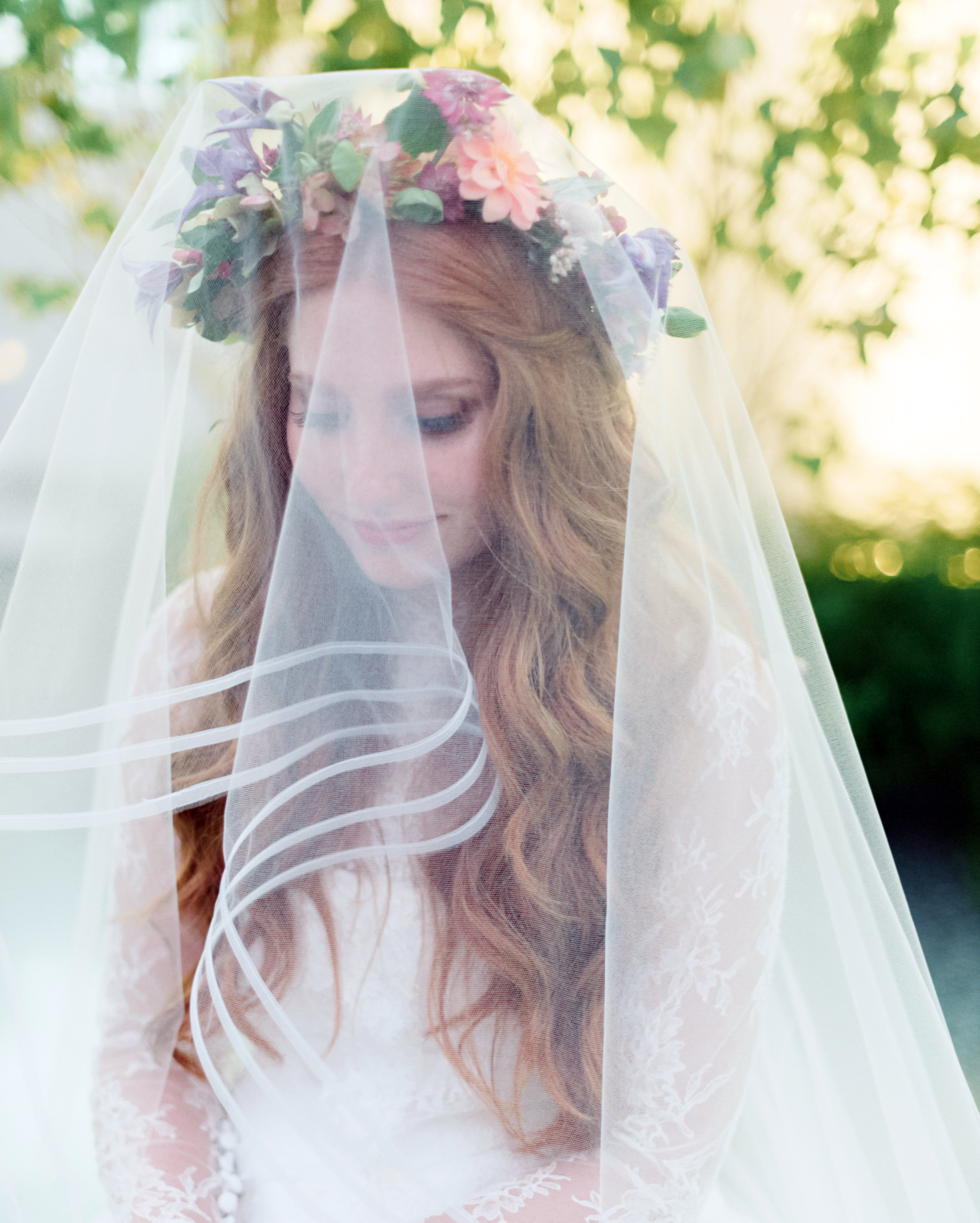 Sick of Hair Coloring? How to Go Natural in Time for Your Wedding