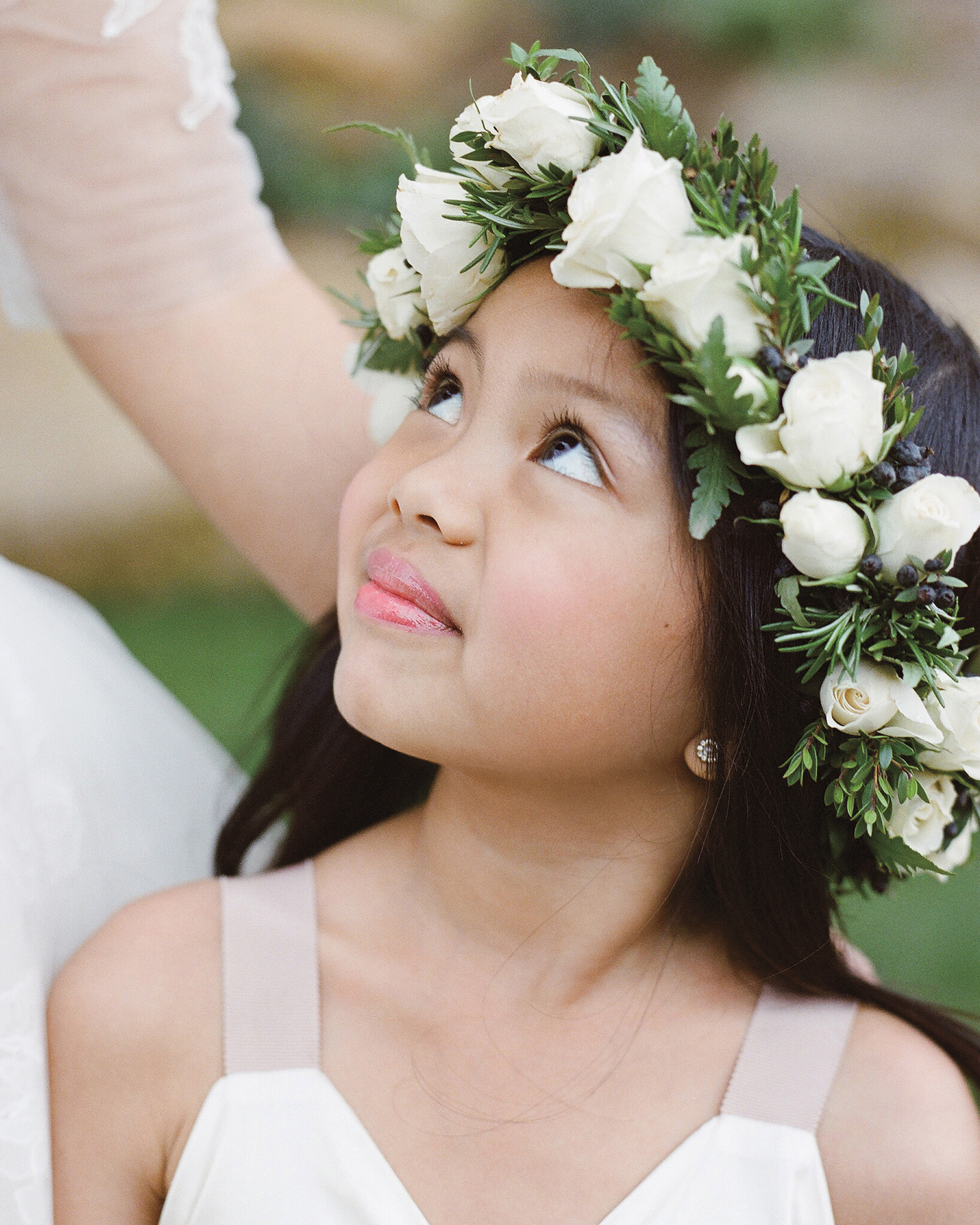 Should Our Flower Girl Have Her Hair and Makeup Done for the Wedding?