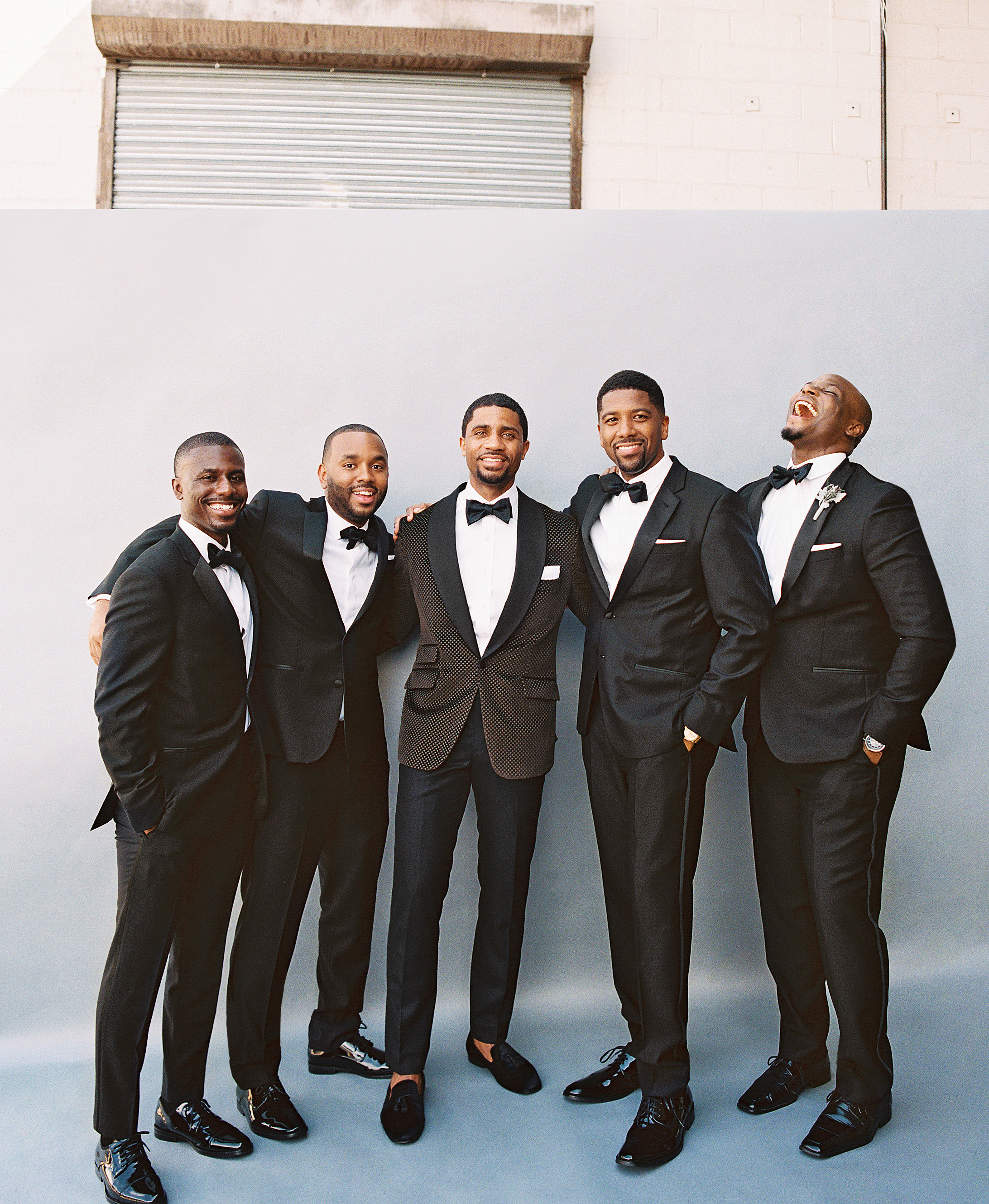 Should the Groom Wear a Suit or a Tuxedo on the Wedding Day?