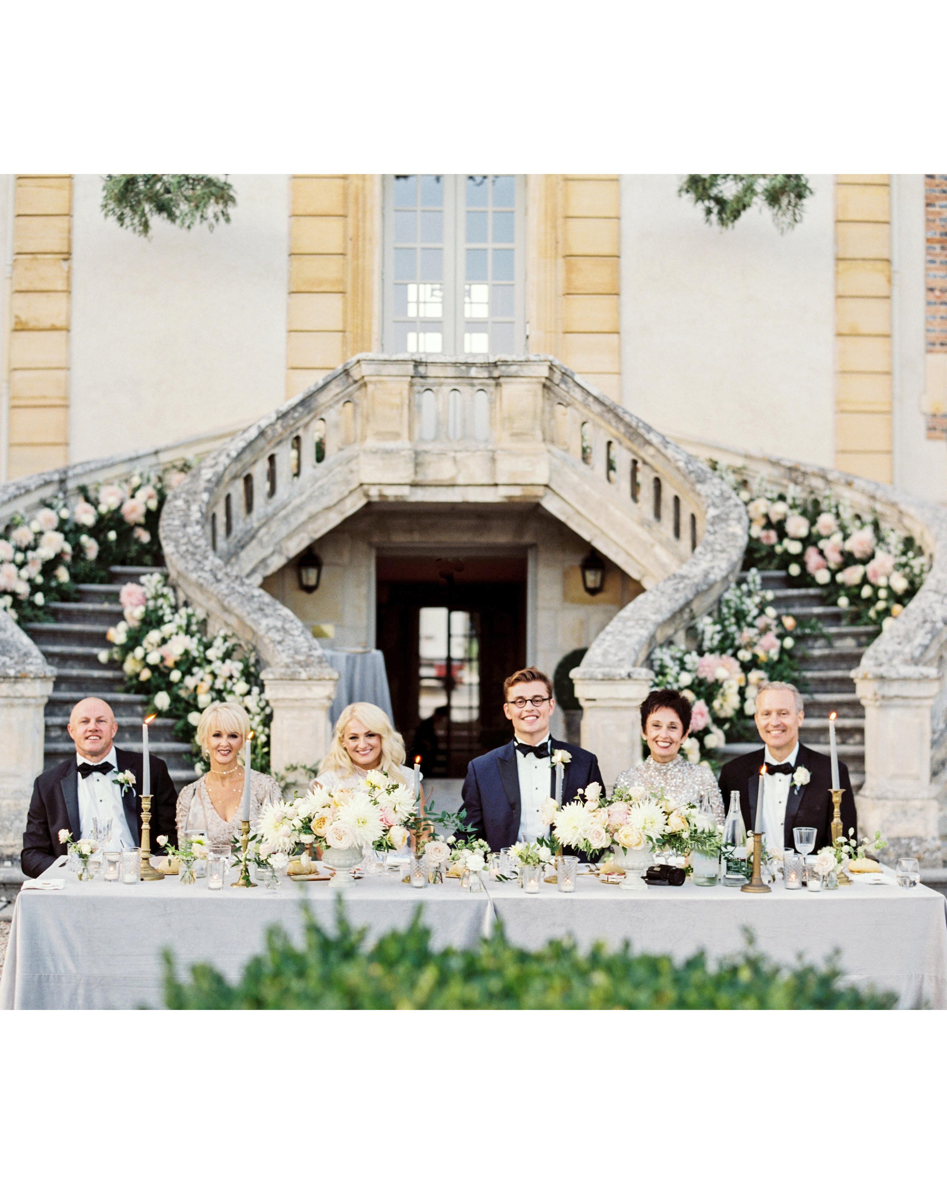 rachael cameron wedding parents