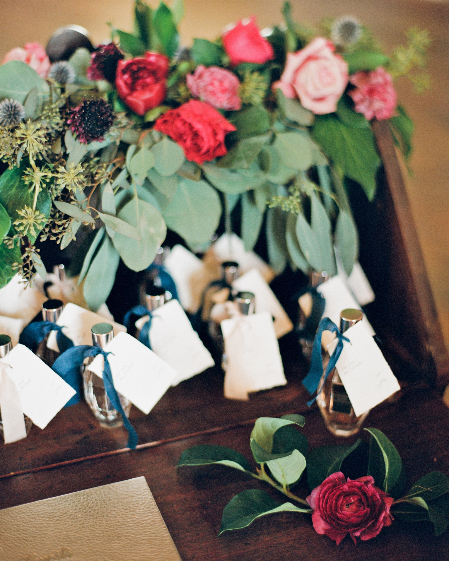 bridal shower favors perfume bottles