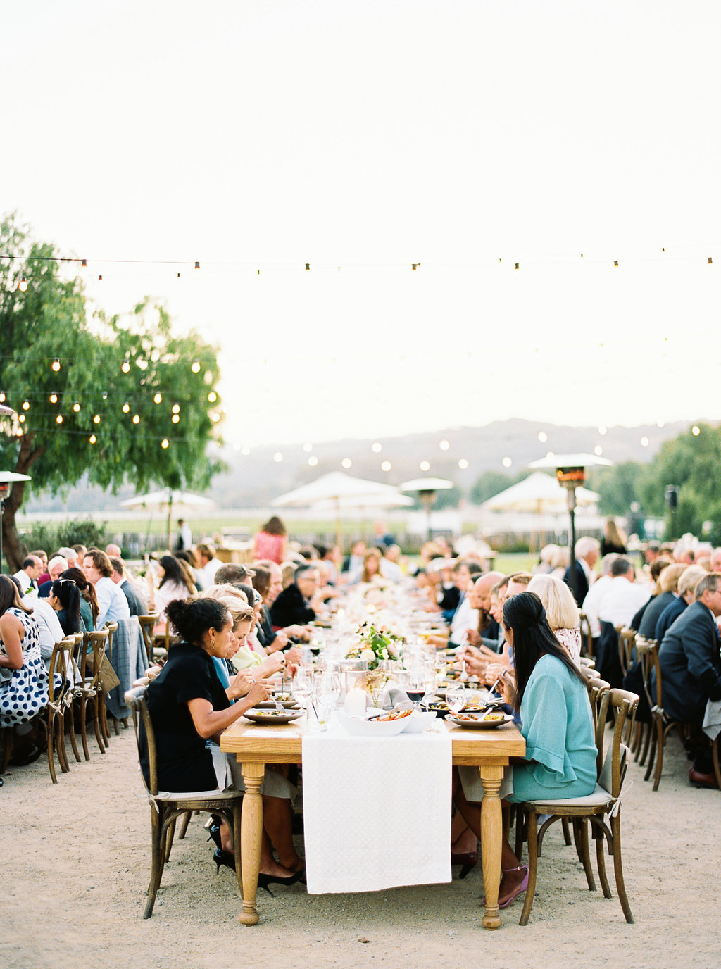 13 Ways to Plan a Summer-Inspired Rehearsal Dinner Menu