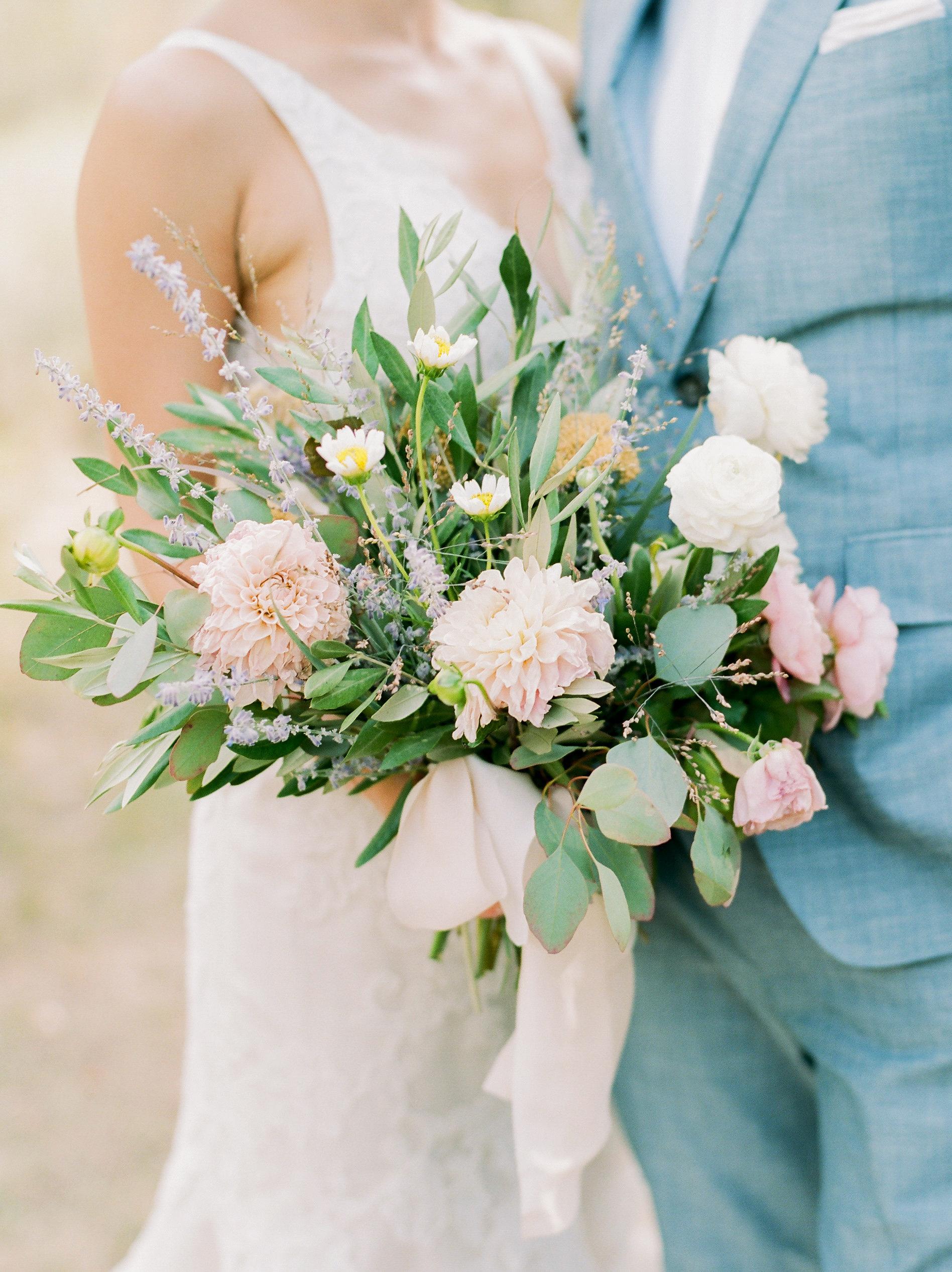 margaux patrick wedding bouquet