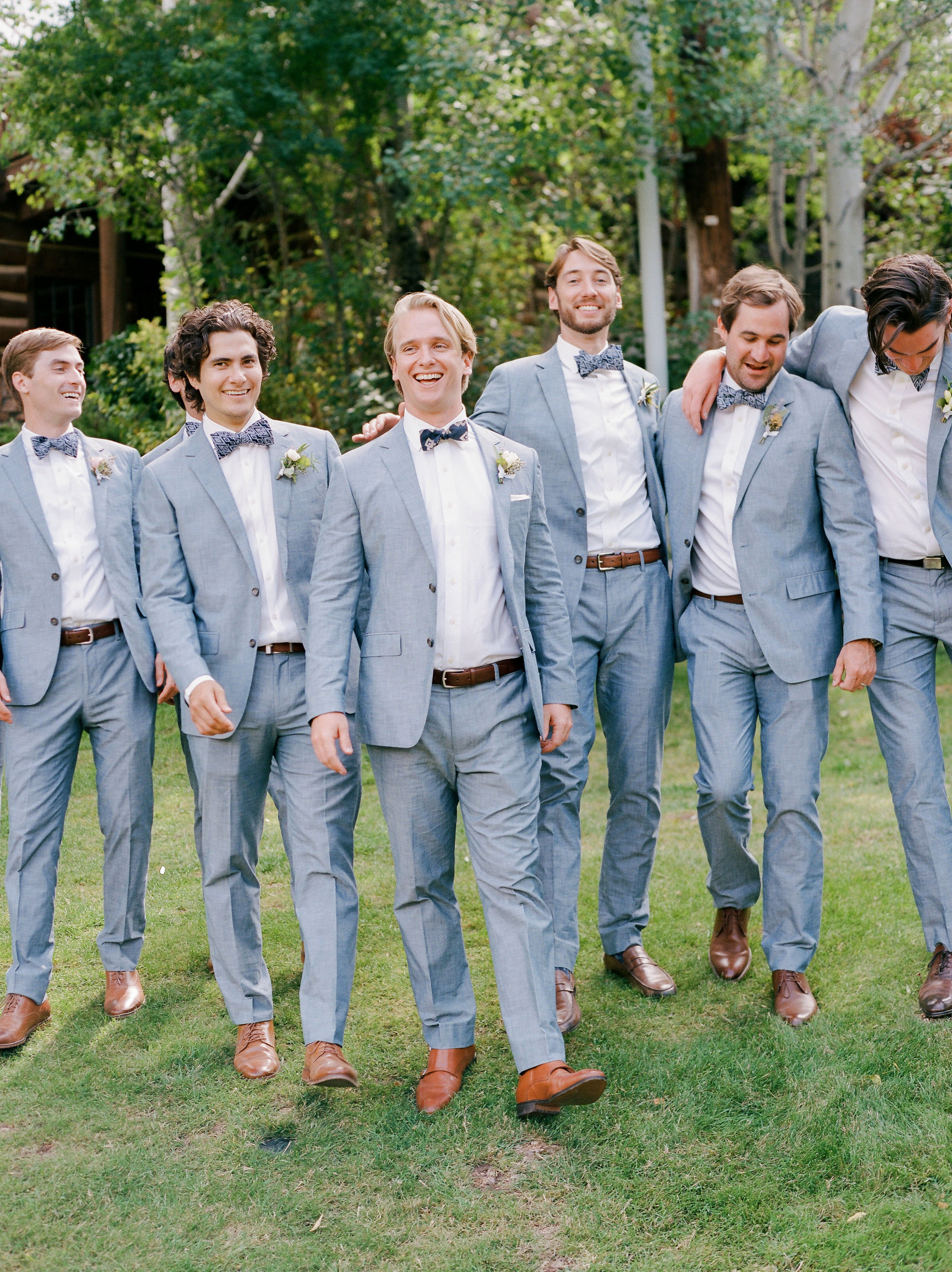 margaux patrick wedding groomsmen