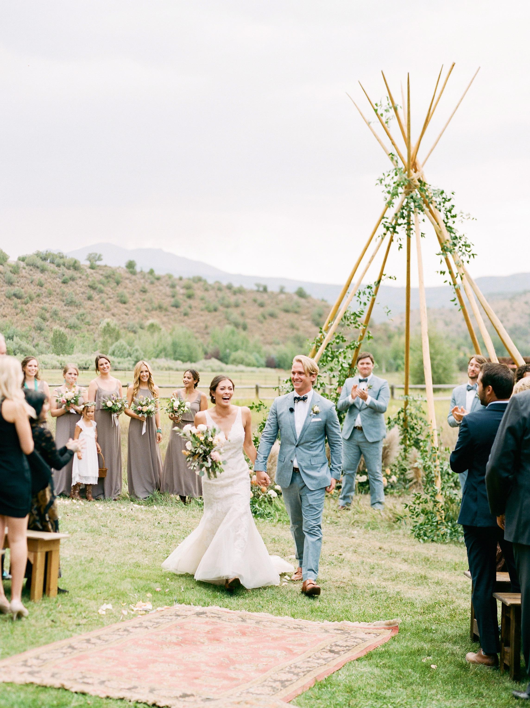 margaux patrick wedding recessional