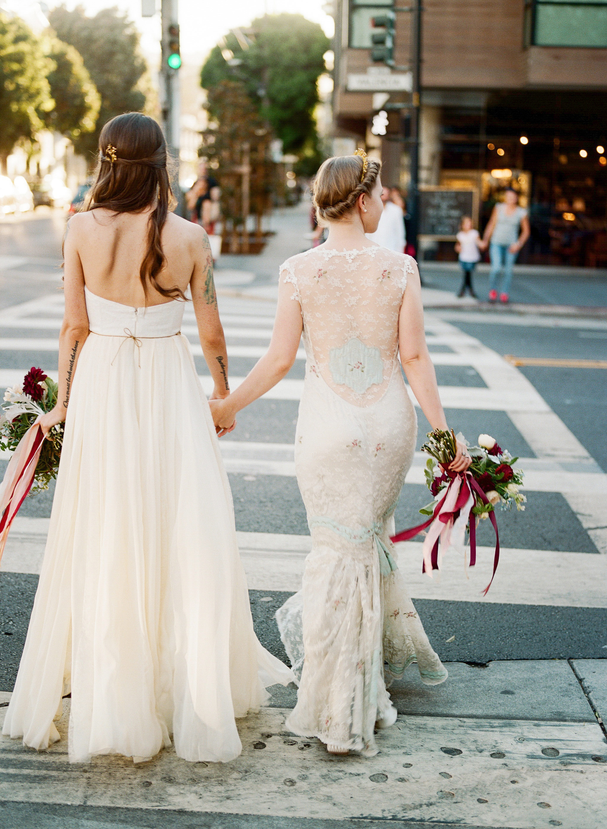 lgbtq bridal inspiration christina mcneill