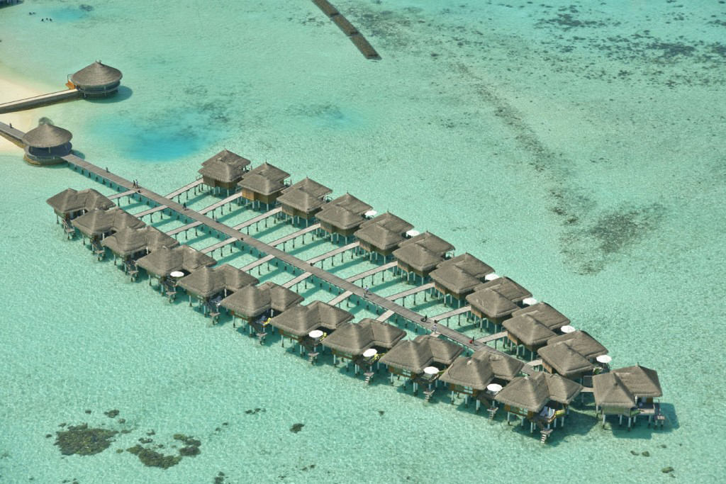 maldives hotels maafushivaru