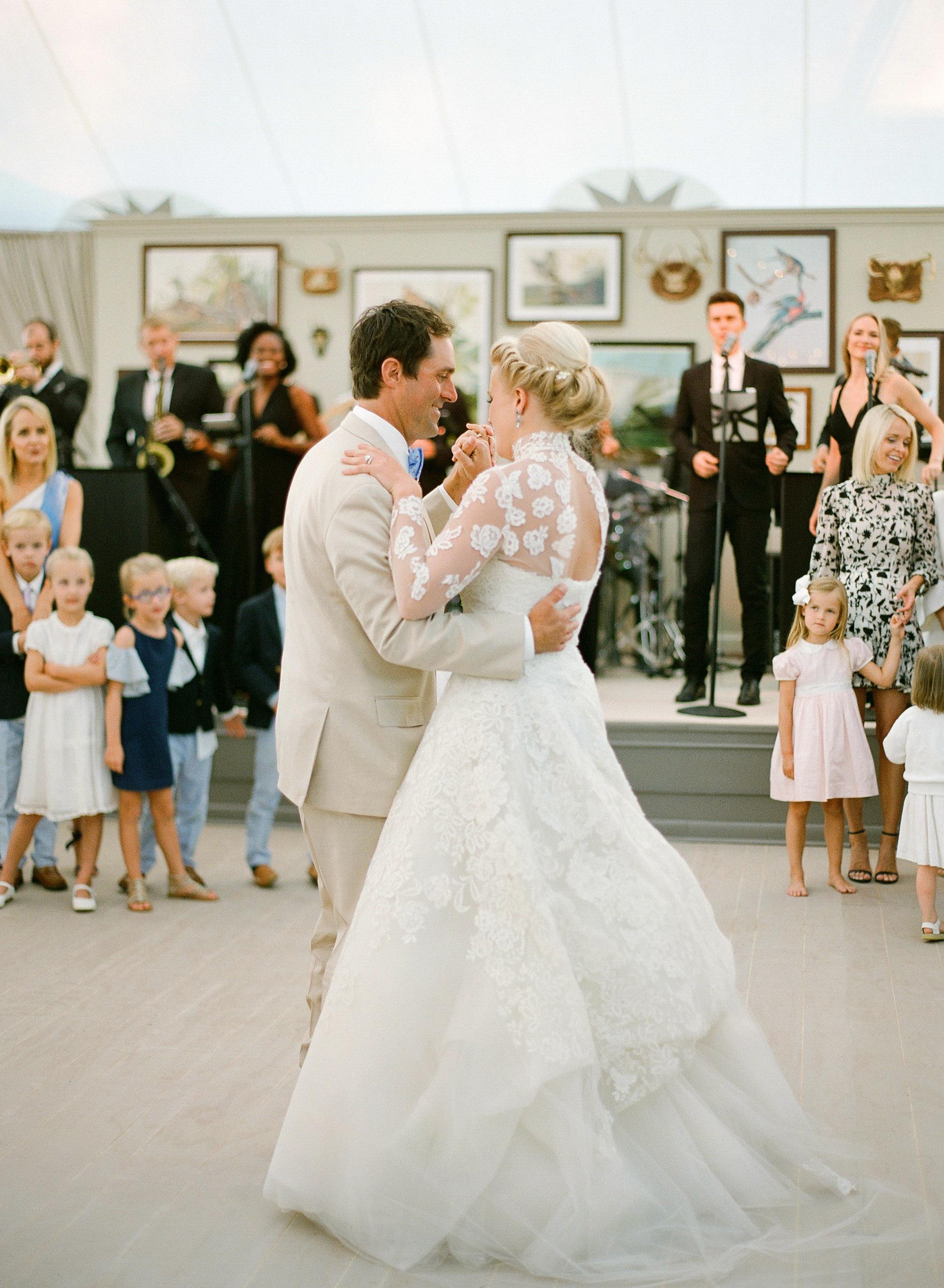 bessie john wedding first dance